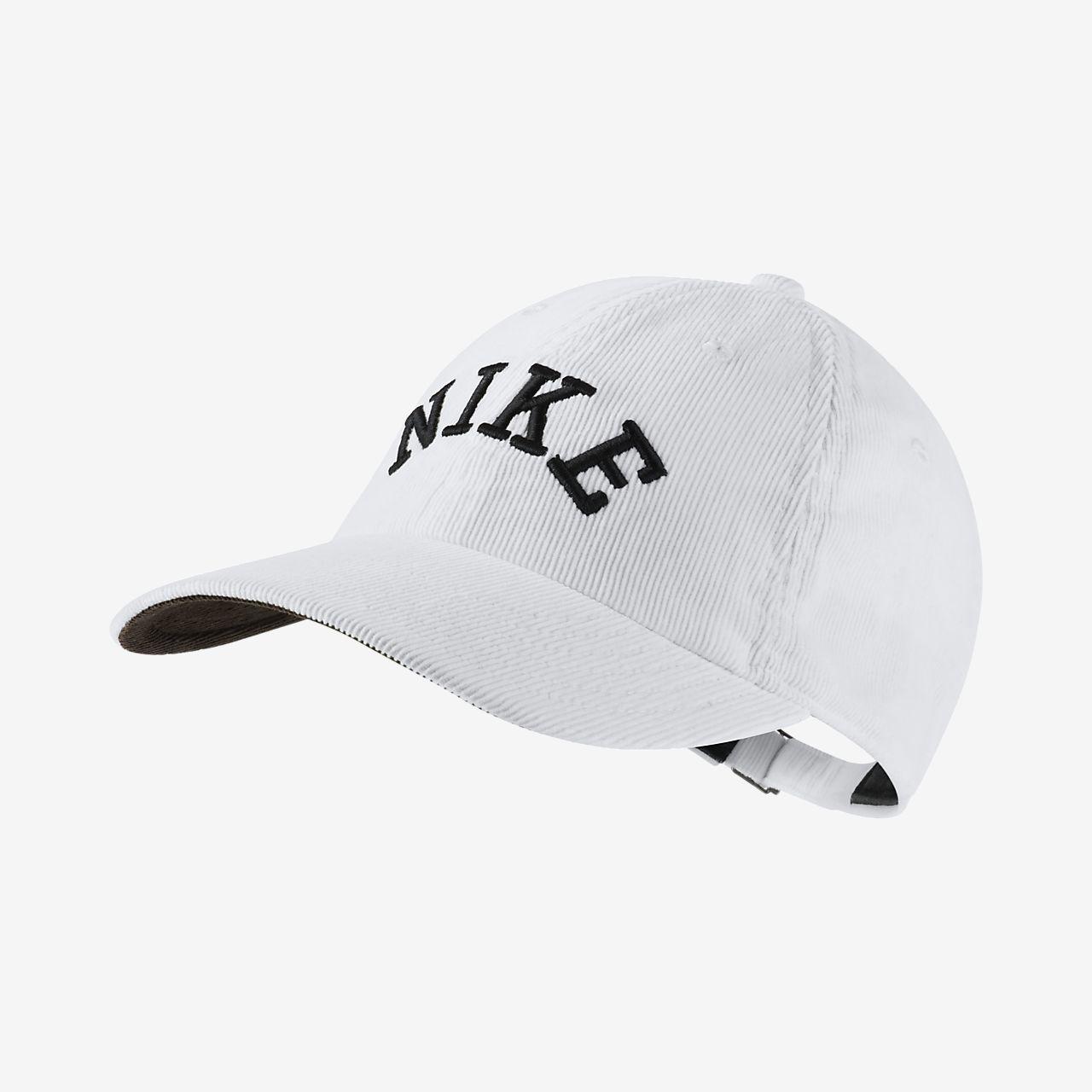 Regulowana czapka dla dużych dzieci Nike Heritage86