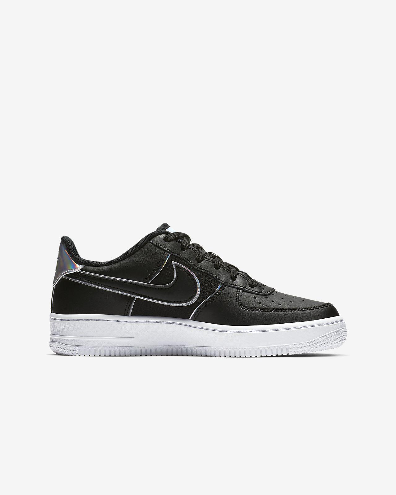 best service fe9eb e4e2c ... Nike Air Force 1 LV8 4 Big Kids  Shoe