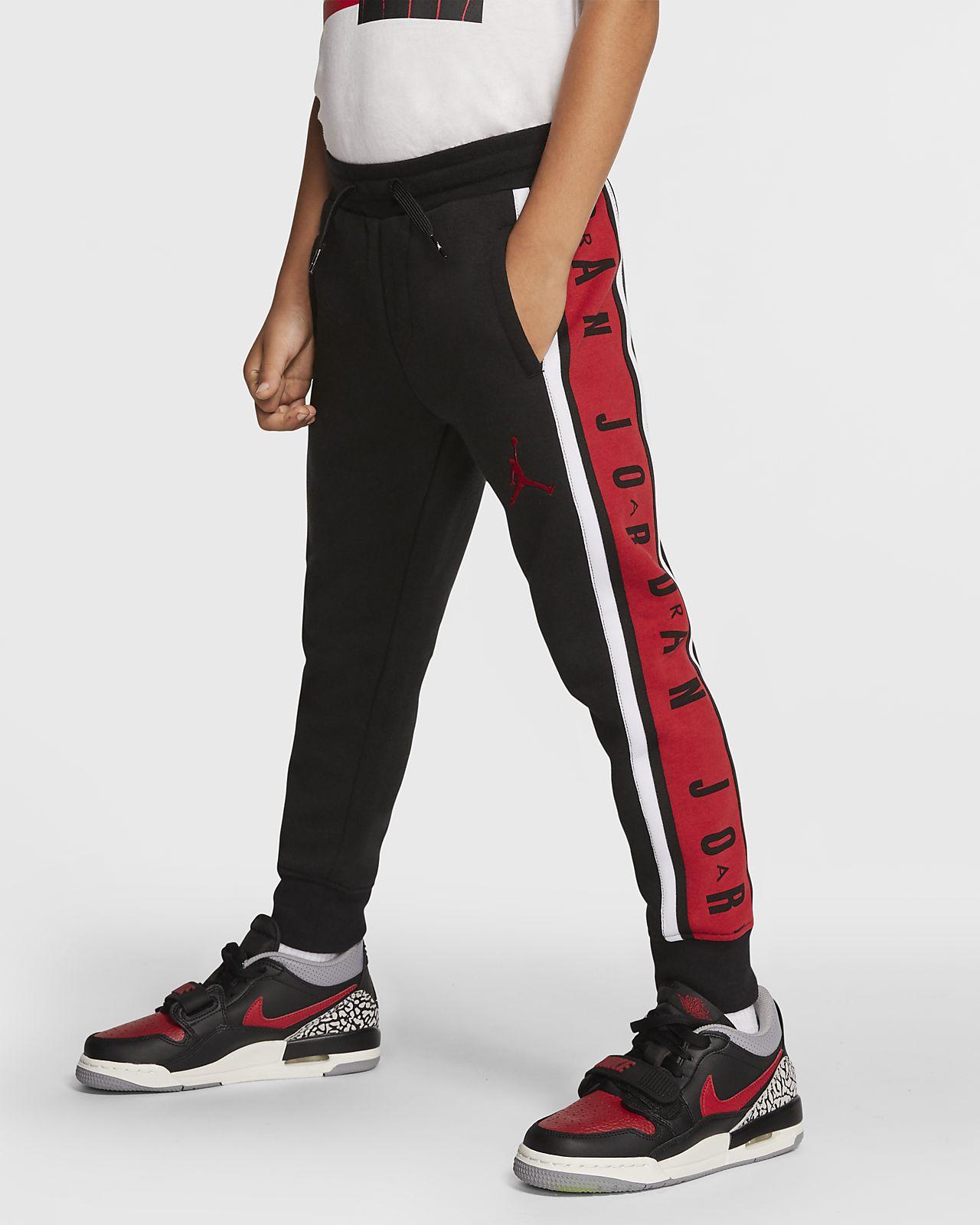 Air Jordan Color-Blocked Taped 幼童长裤