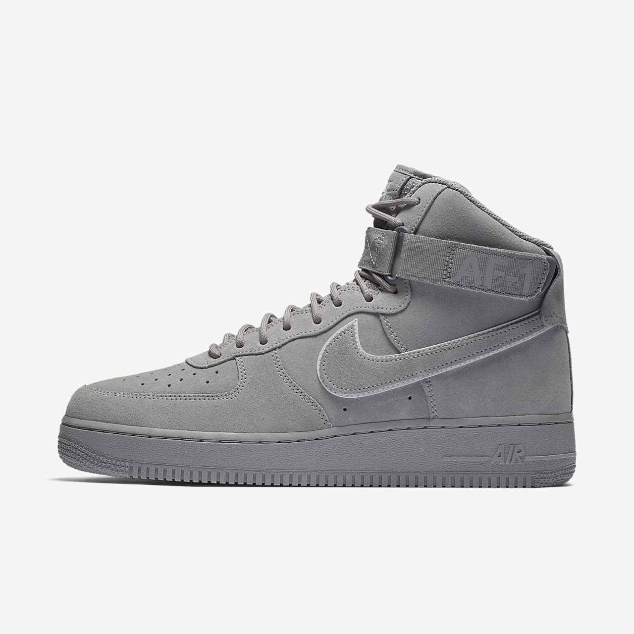 Nike SF Air Force 1 Mid Men's Lifestyle Shoes Grey rK7109I