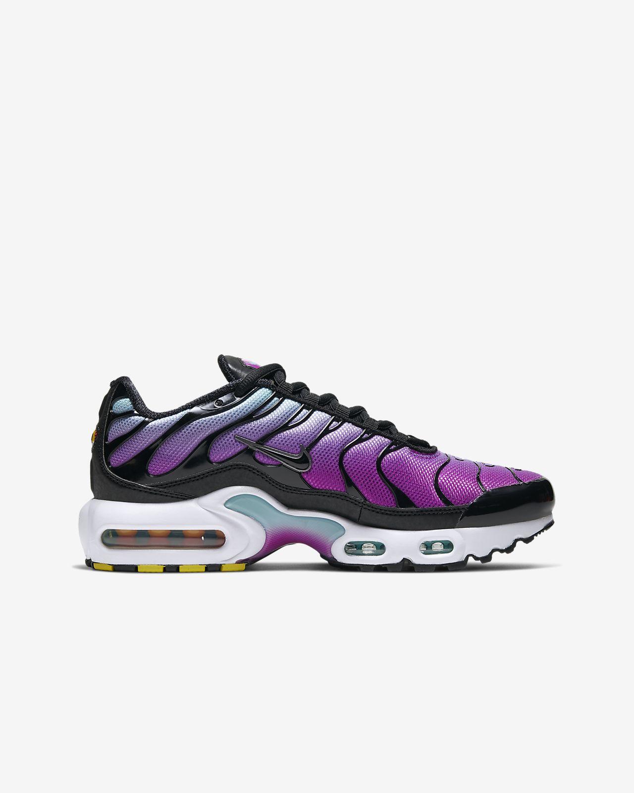 stabilna jakość klasyczny styl tak tanio Nike Air Max Plus Older Kids' Shoe