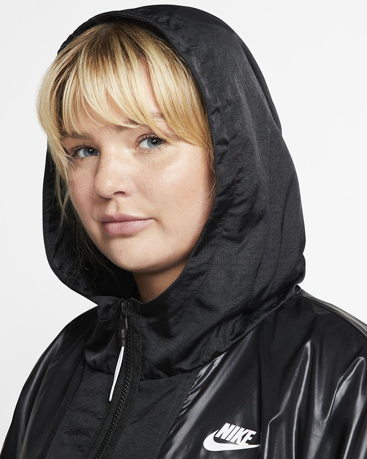 Nike Sportswear Windrunner Women's Cargo Jacket (Plus Size)