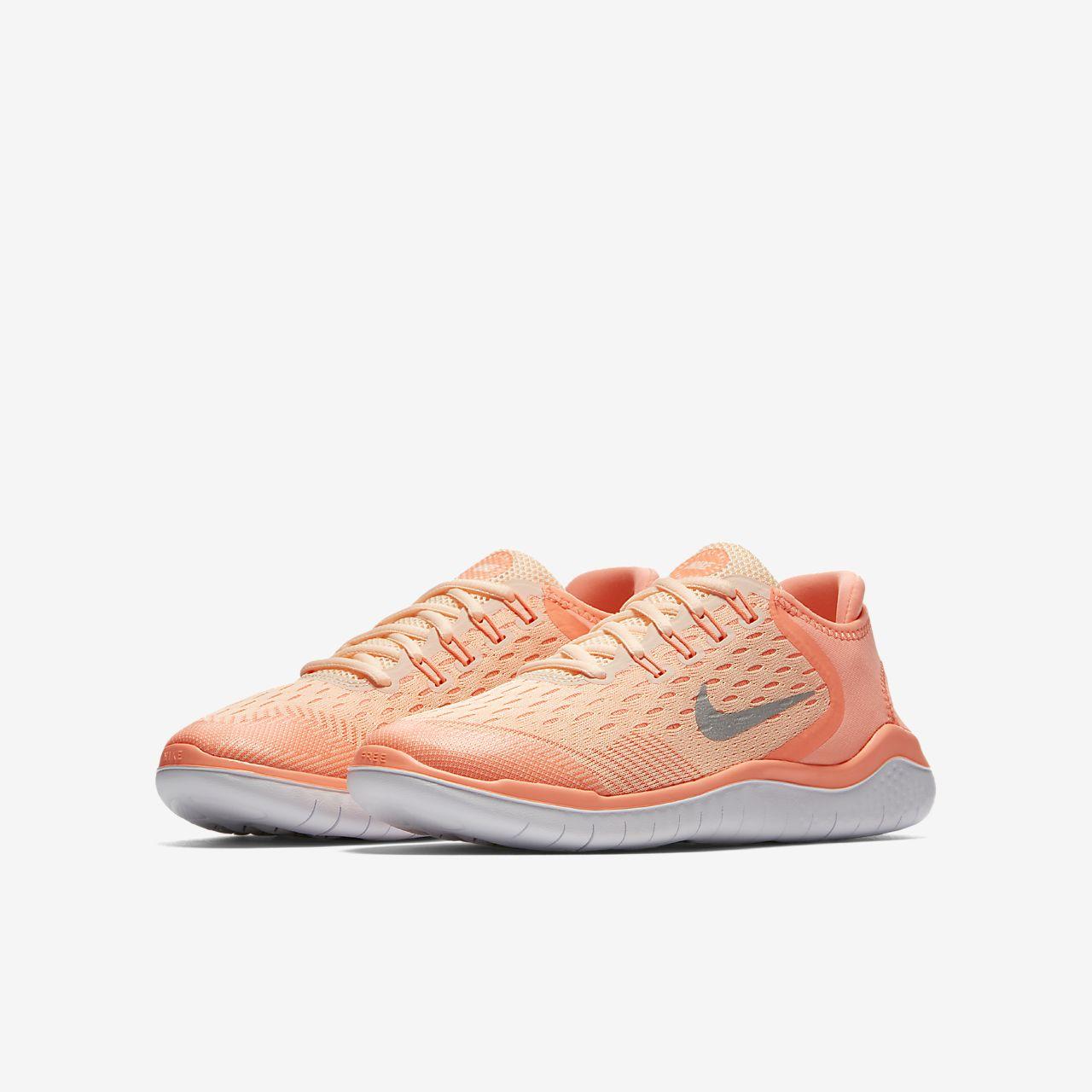 nike free rn kids' running shoe nz