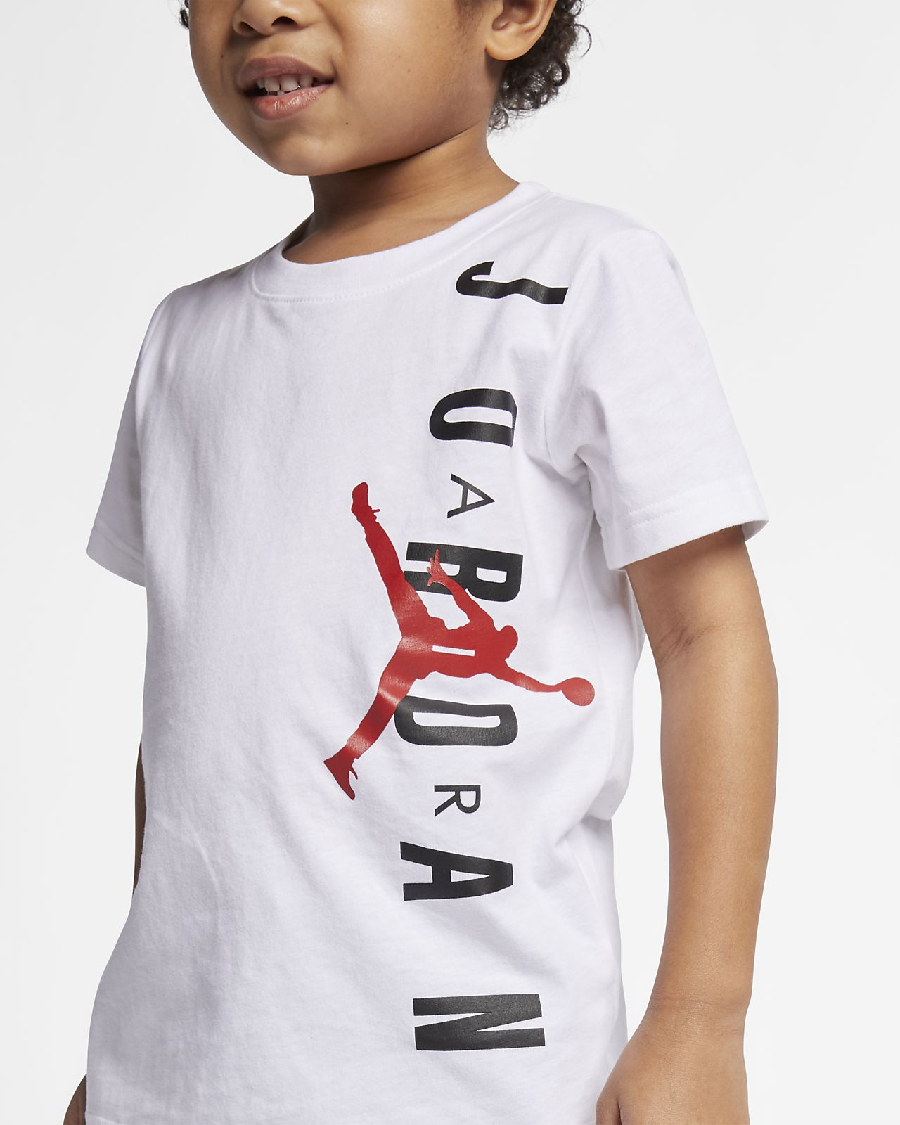 1d4f469b2061ab Jordan Jumpman Air Younger Kids  T-Shirt. Nike.com AT