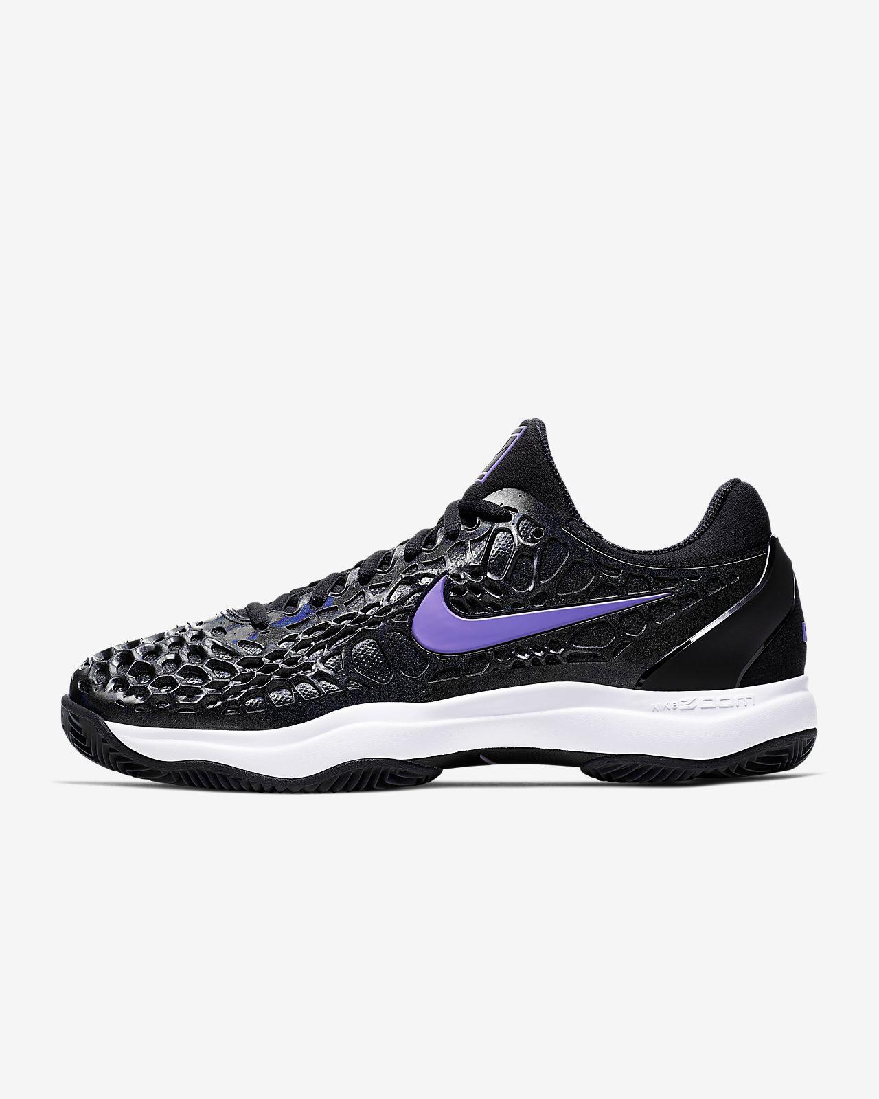 NikeCourt Zoom Cage 3 Zapatillas de tenis para tierra batida Hombre