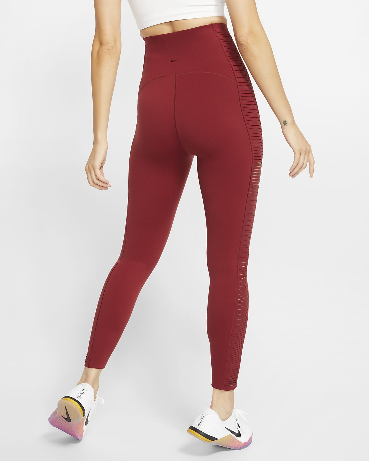 leggings donna fitness nike