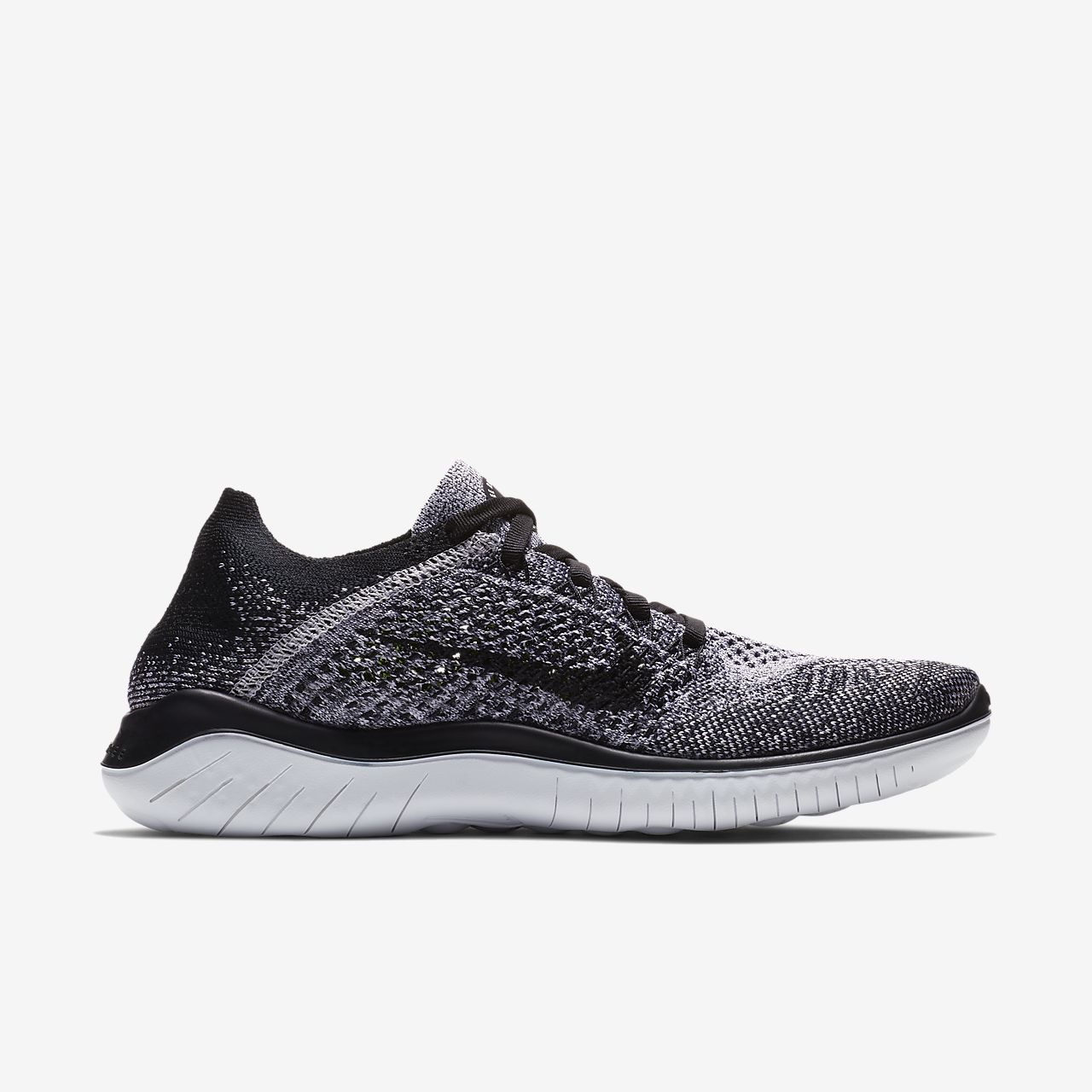 womens nike free run flyknit running shoes