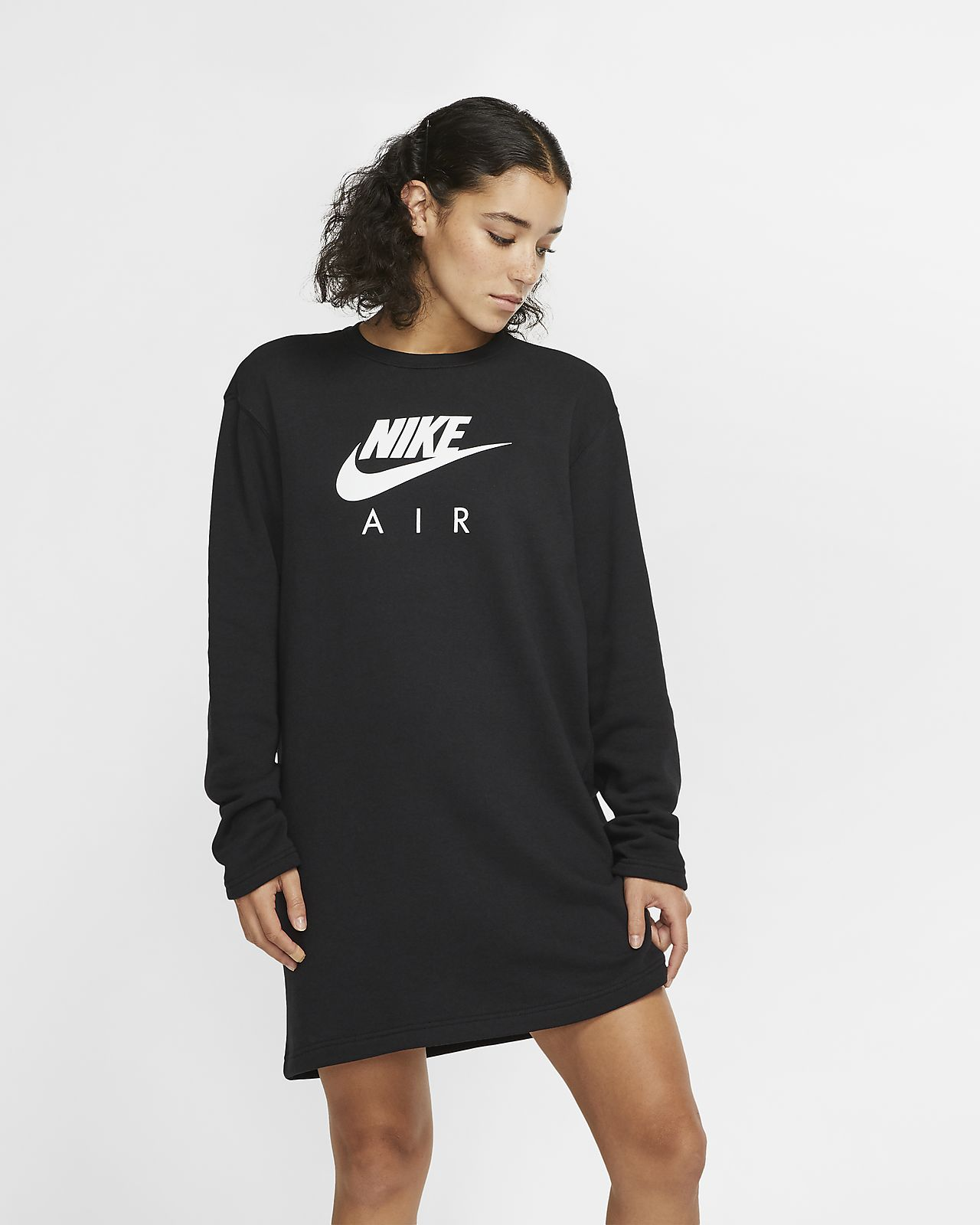Robe en tissu Fleece Nike Air pour Femme
