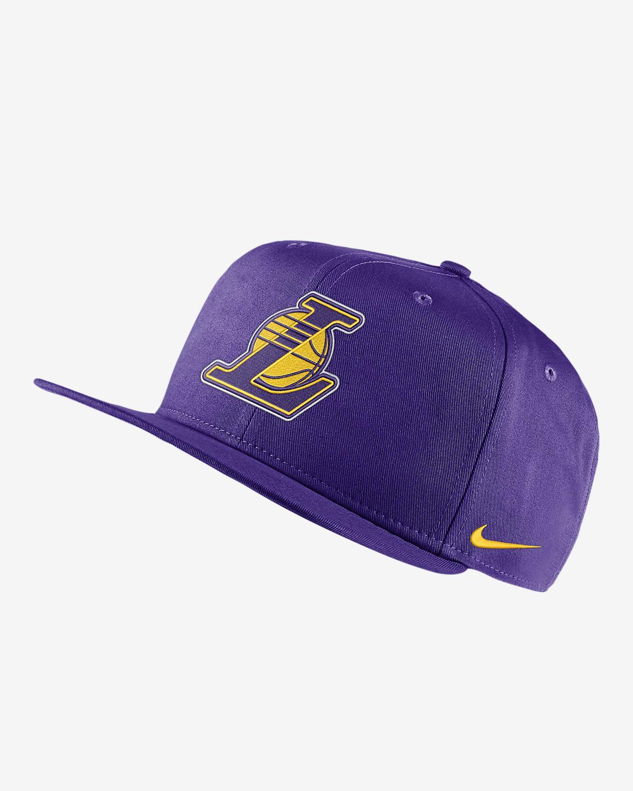 Καπέλο NBA Los Angeles Lakers Nike Pro
