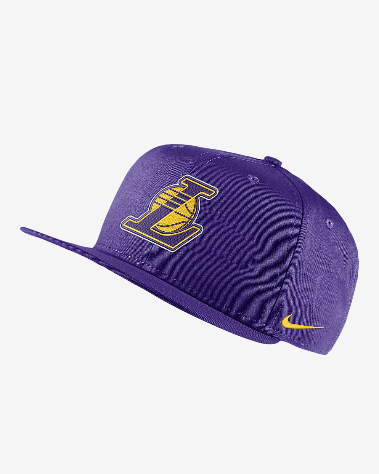 meilleures baskets 6adc9 03899 Casquette NBA Los Angeles Lakers Nike Pro
