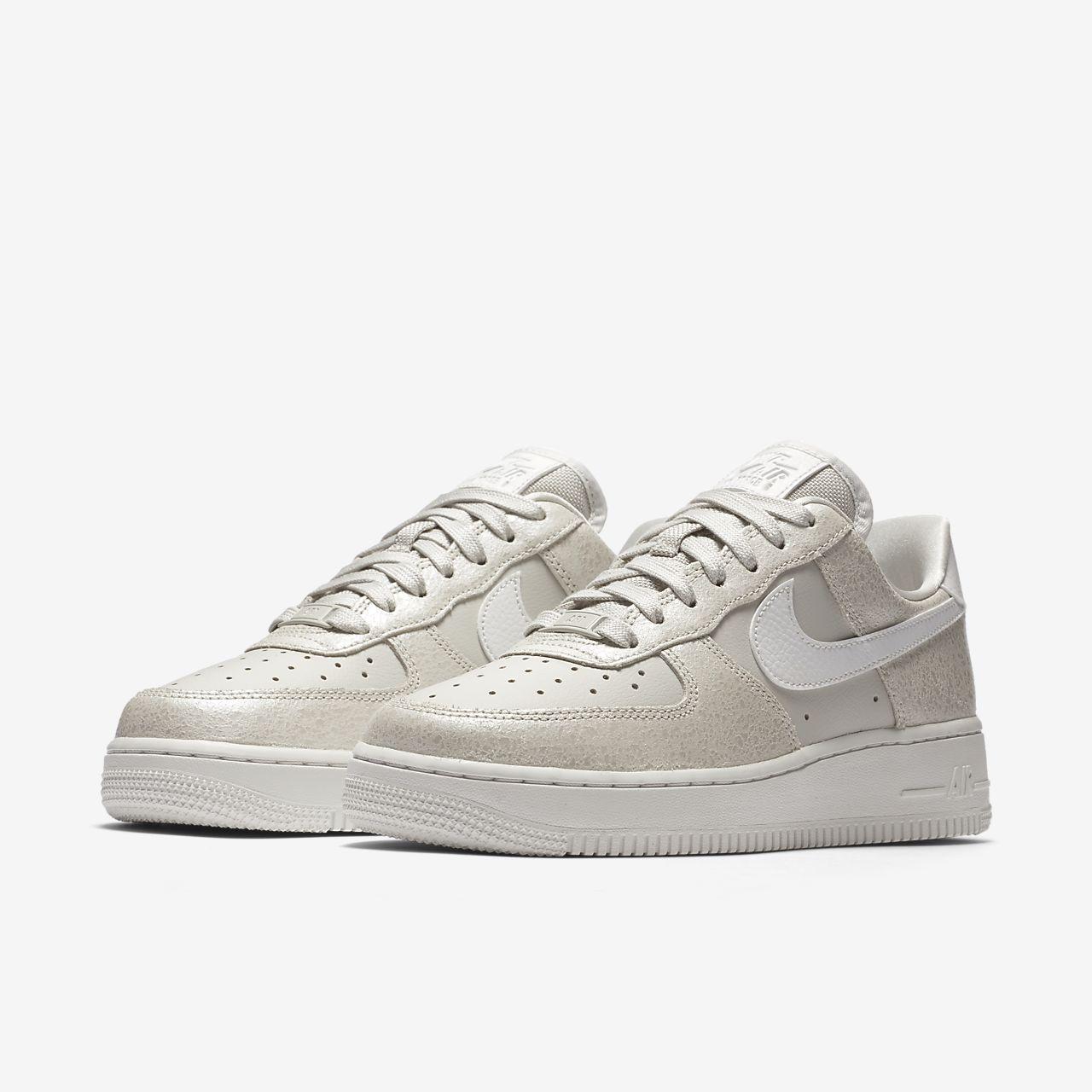 Nike Air Force 1 Prix Boule Blanche De Chaussures Pour Femmes 07.