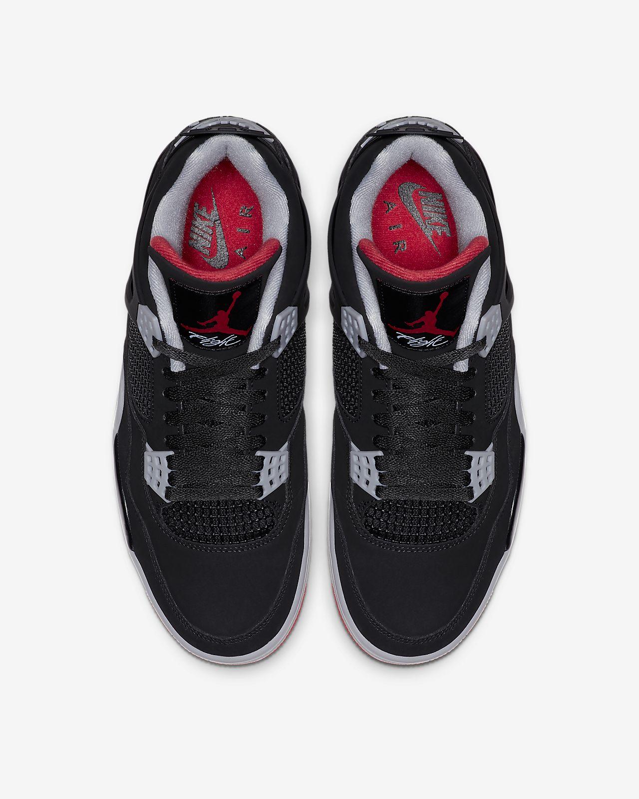 buy online 1ec37 be406 ... Chaussure Air Jordan 4 Retro pour Homme