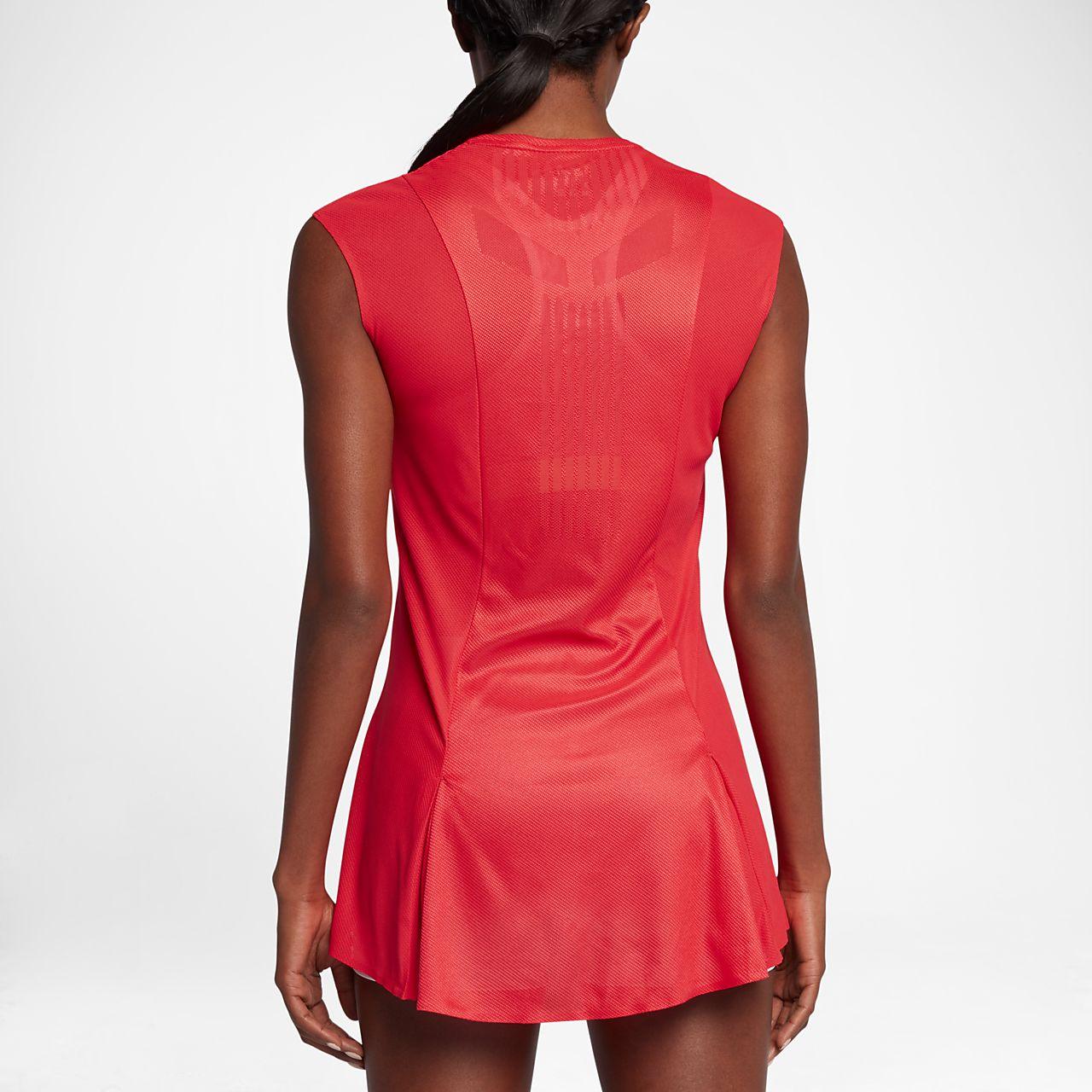 Robe de tennis nikecourt dry slam pour femme fr - Robe tennis femme ...