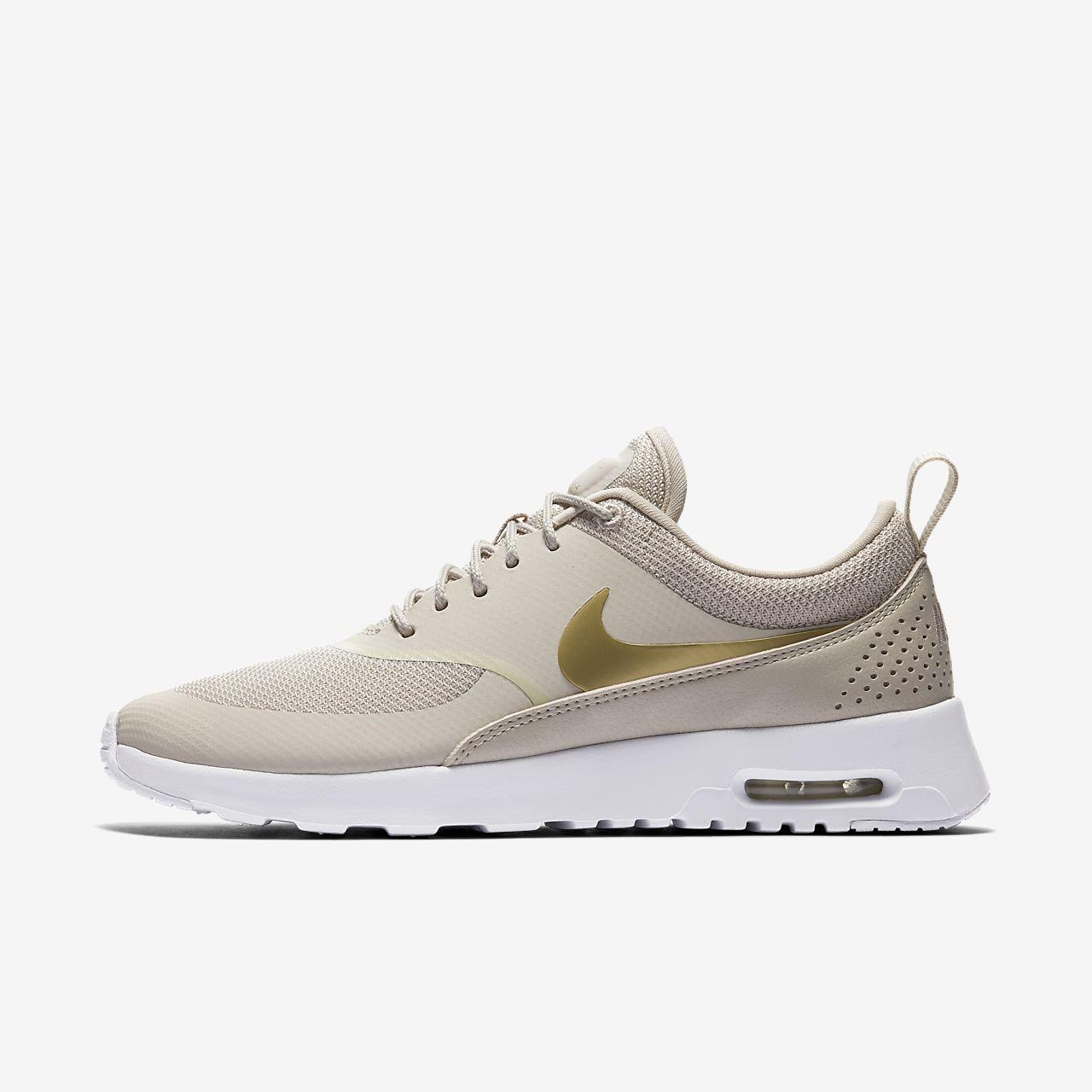Wmns Nike Air Max Thea - Chaussures De Sport Pour Les Hommes / Blanc Nike RkWOjvT