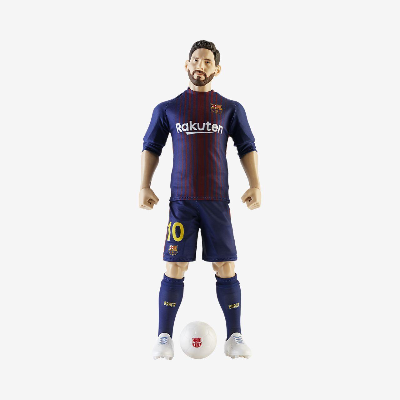 Figurine articulée à collectionner FC Barcelona Messi. Nike.com FR c75db62e7a0