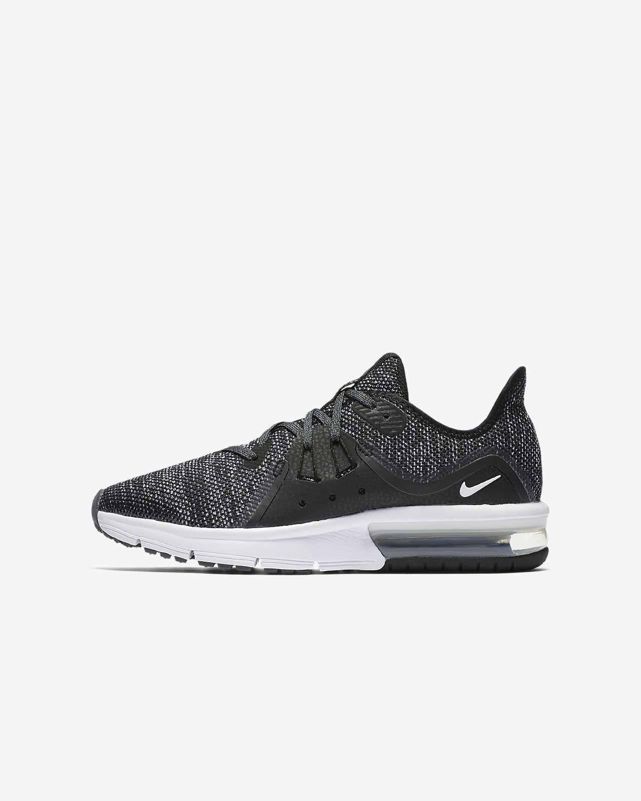 Nike Air Max Sequent 3 sko til store barn