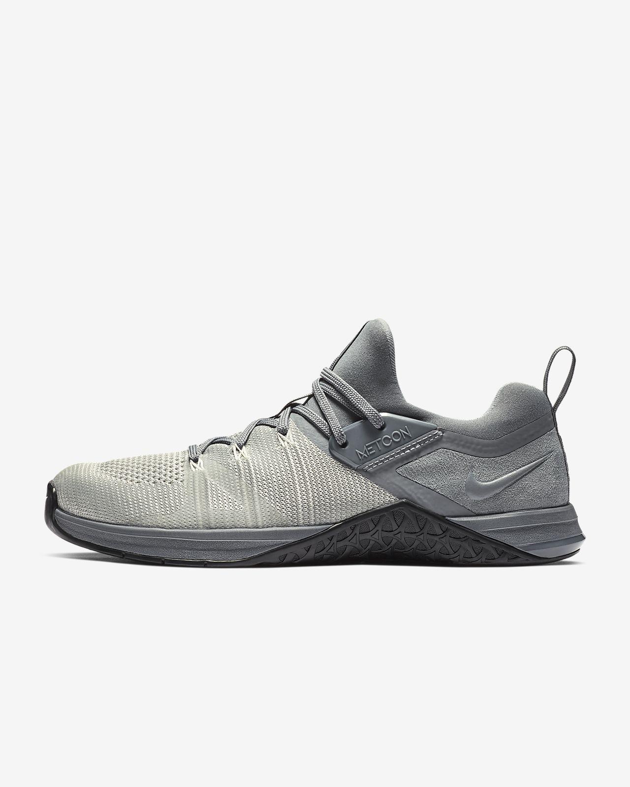 Nike Metcon Flyknit 3 sko for crosstraining og vektløfting til herre