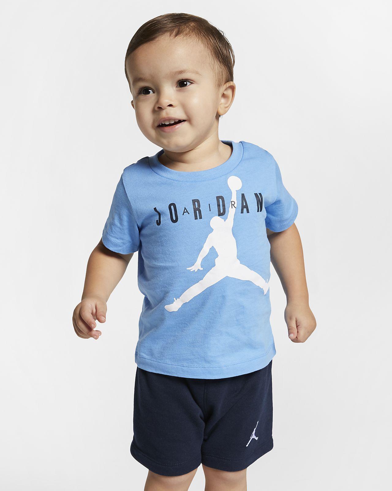 Jordan Jumpman Air Baby (12-24M) 2-Piece Set
