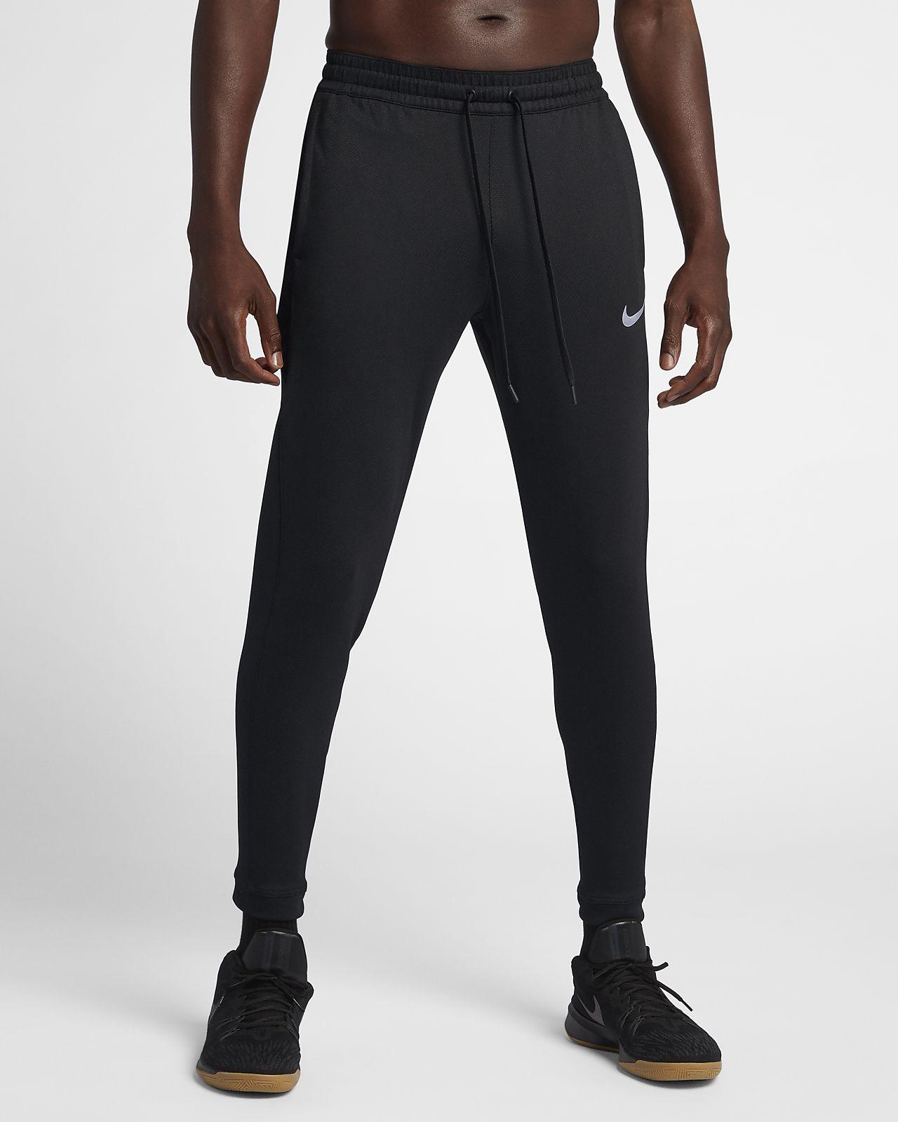 Calças de basquetebol Nike Therma Flex Showtime para homem