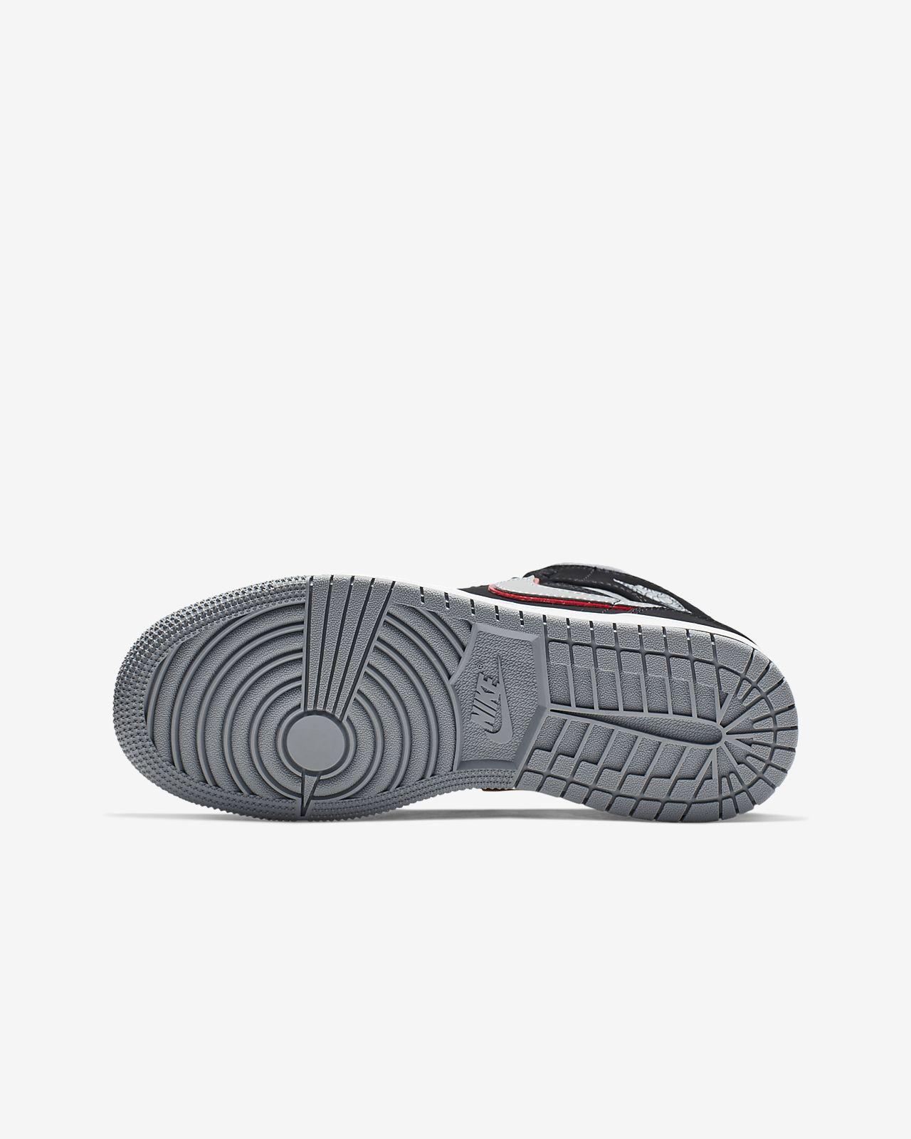 2c4bfa6374d9 Air Jordan 1 Mid Big Kids  Shoe. Nike.com