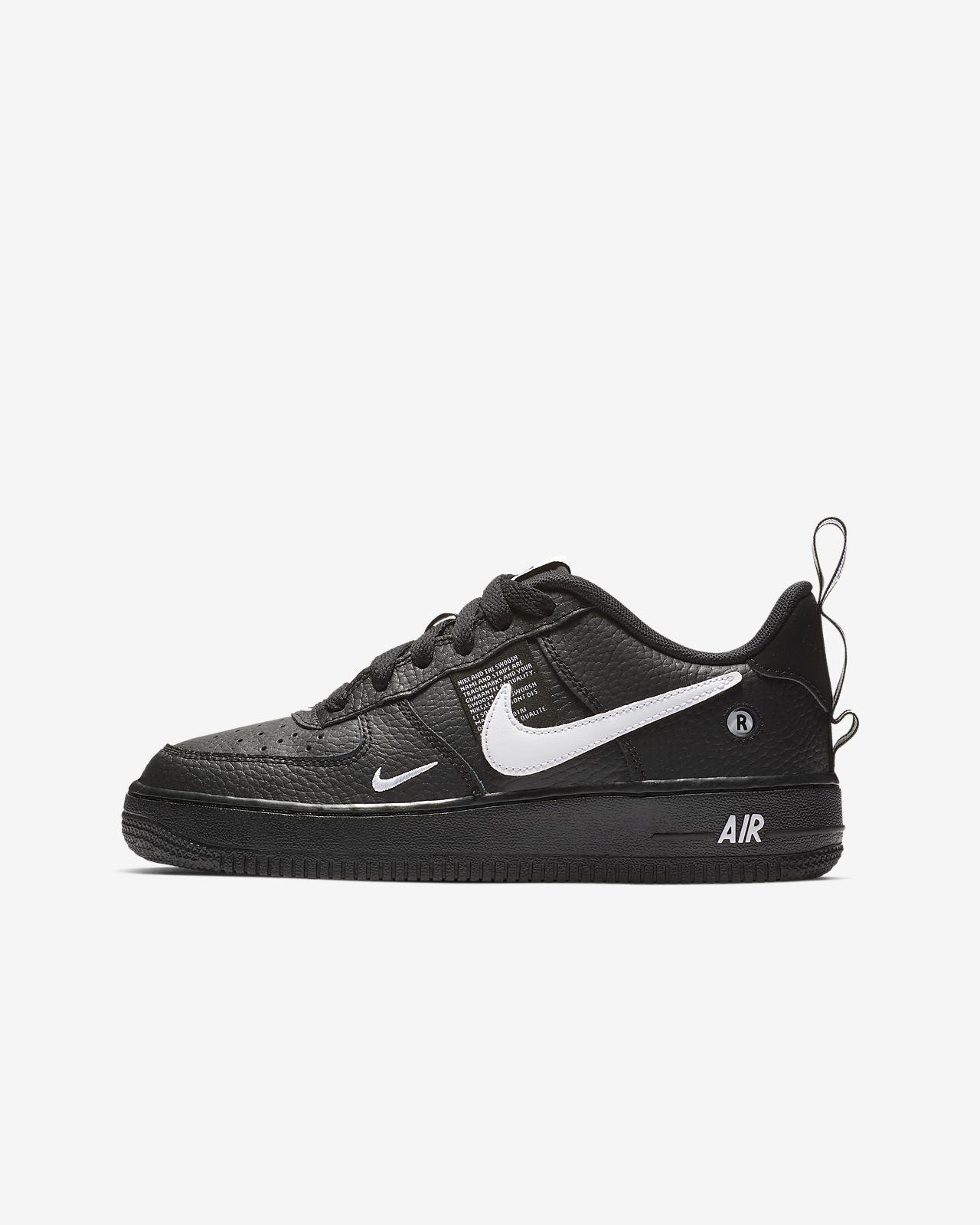 d5273b8d6693 Nike Air Force 1 LV8 Utility Big Kids  Shoe. Nike.com
