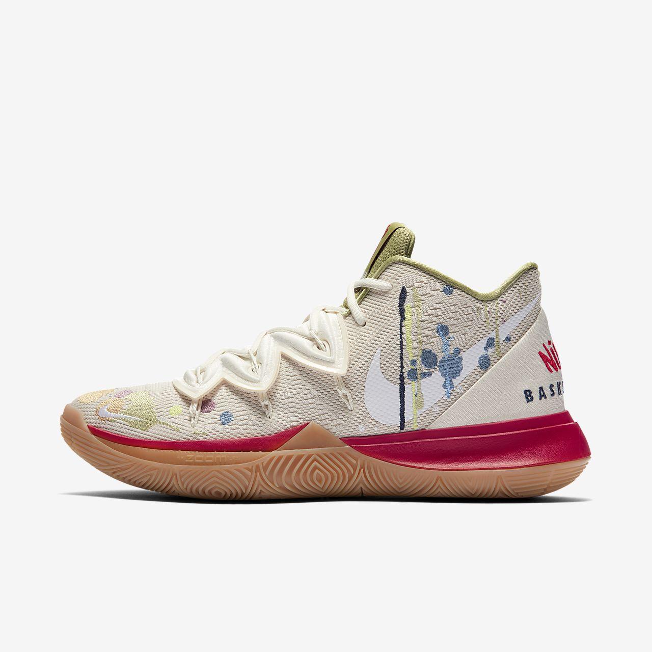 Баскетбольные кроссовки Kyrie 5 x Bandulu