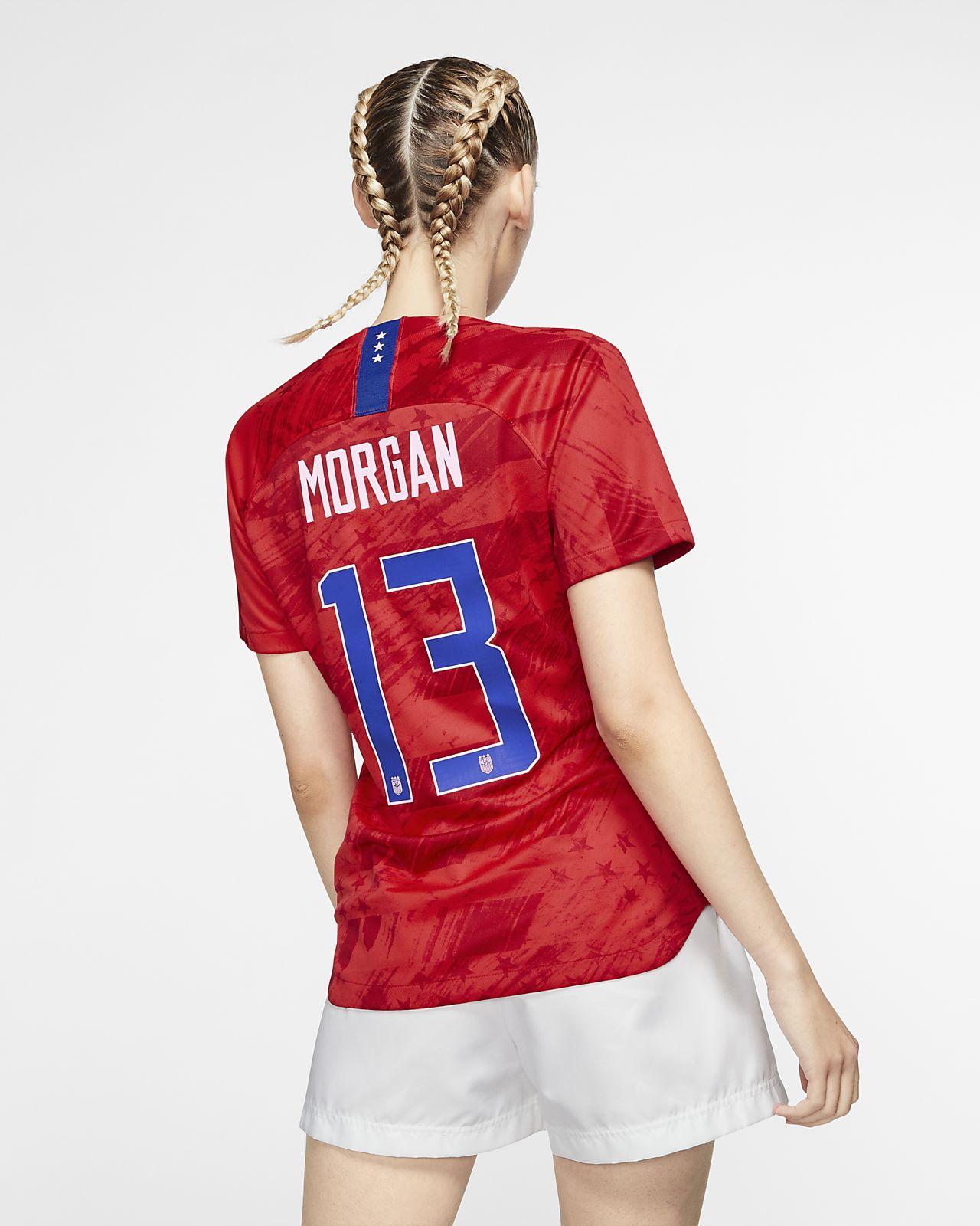 U.S. Stadium 2019 (Alex Morgan) Women's Away Jersey