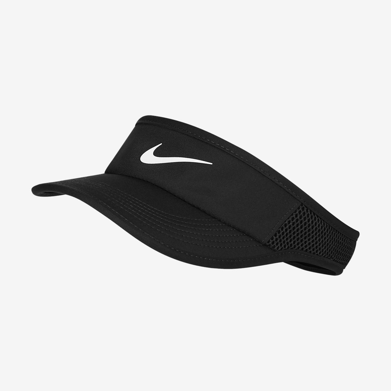 NikeCourt AeroBill Featherlight 女子网球遮阳帽