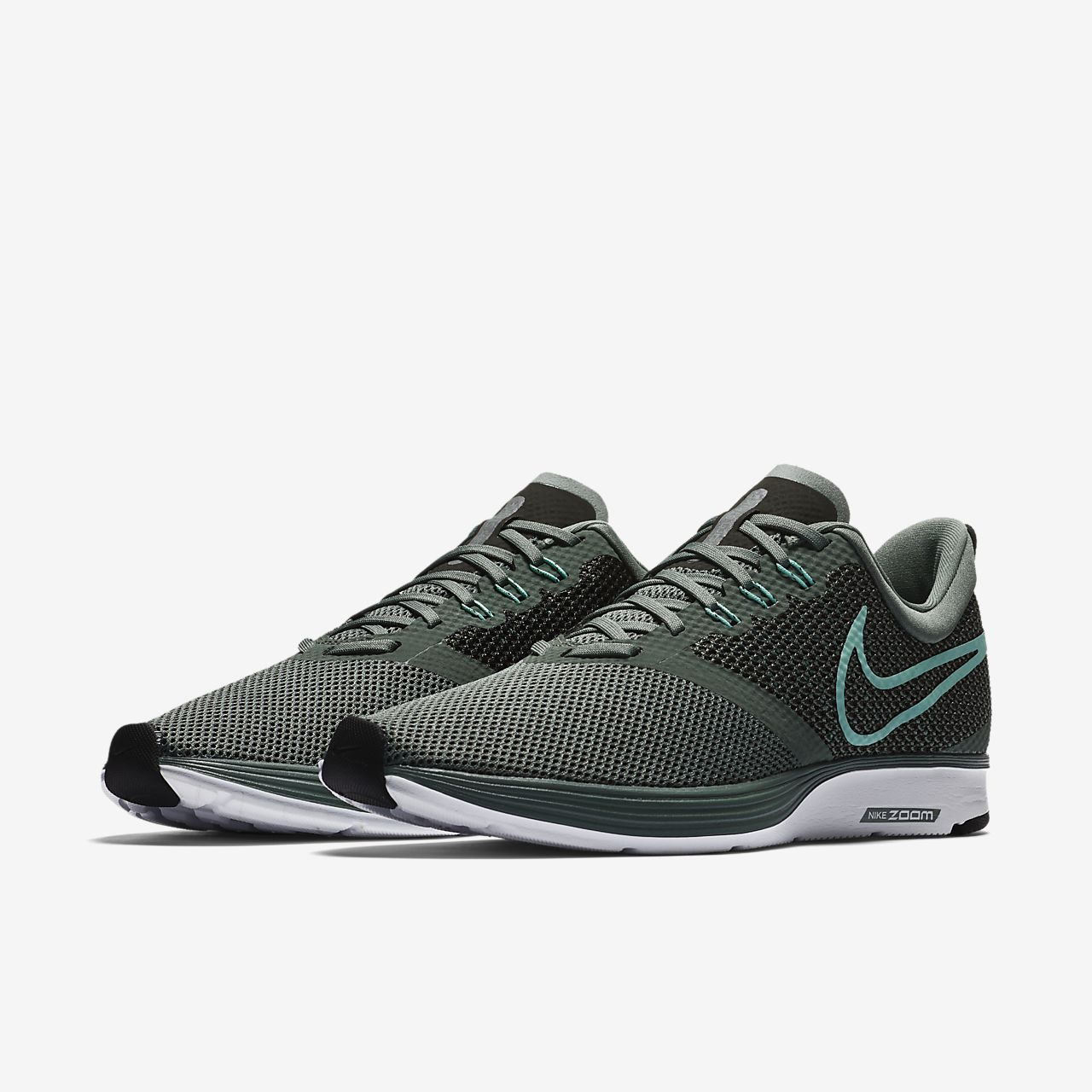 Nike Zoom sneakers - Green Nike 96LqHAv