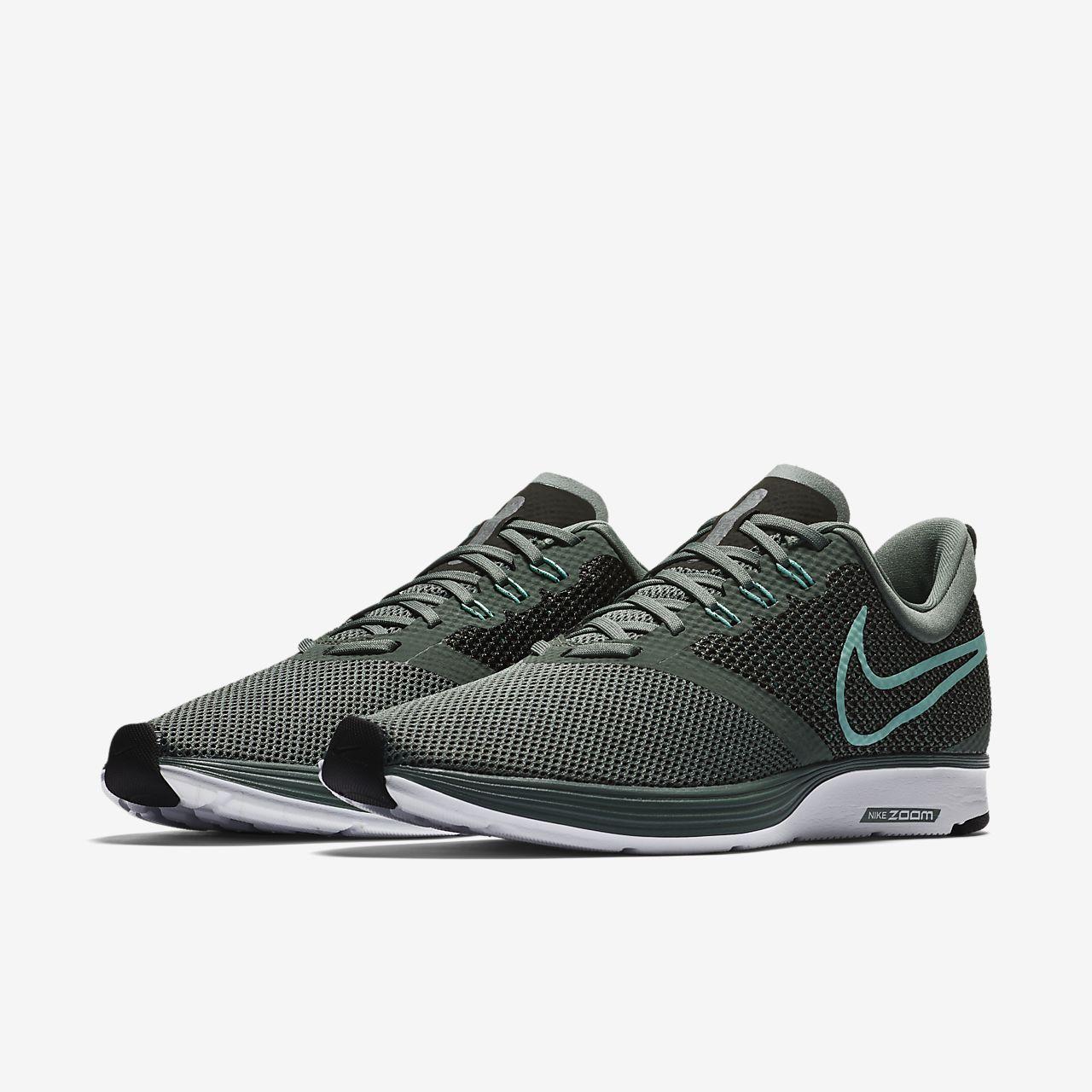 Nike Course Formateurs De Grève De Zoom Dans Aj0189-301 Vert - Vert iCs9d