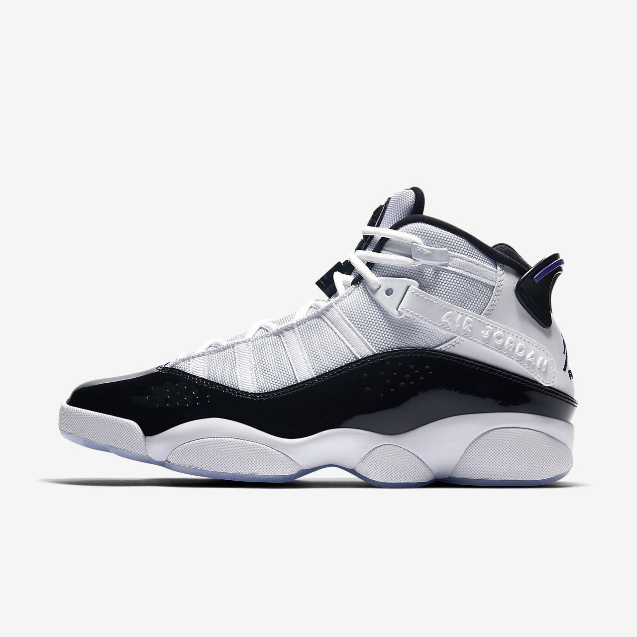 jordan shoes 6 rings
