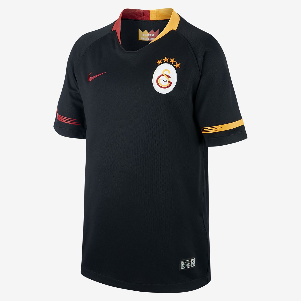 2018/19 Galatasaray S.K. Stadium Away Older Kids' Football Shirt