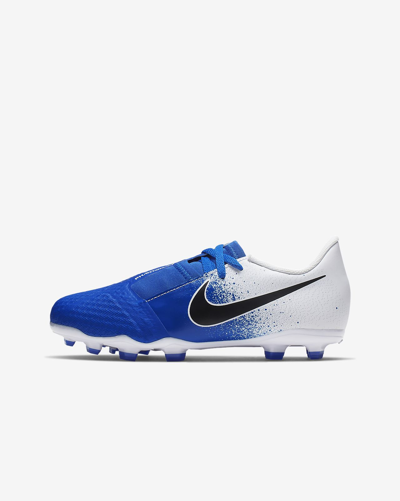 Nike Jr. Phantom Venom Academy FG Big Kids' Firm-Ground Soccer Cleat