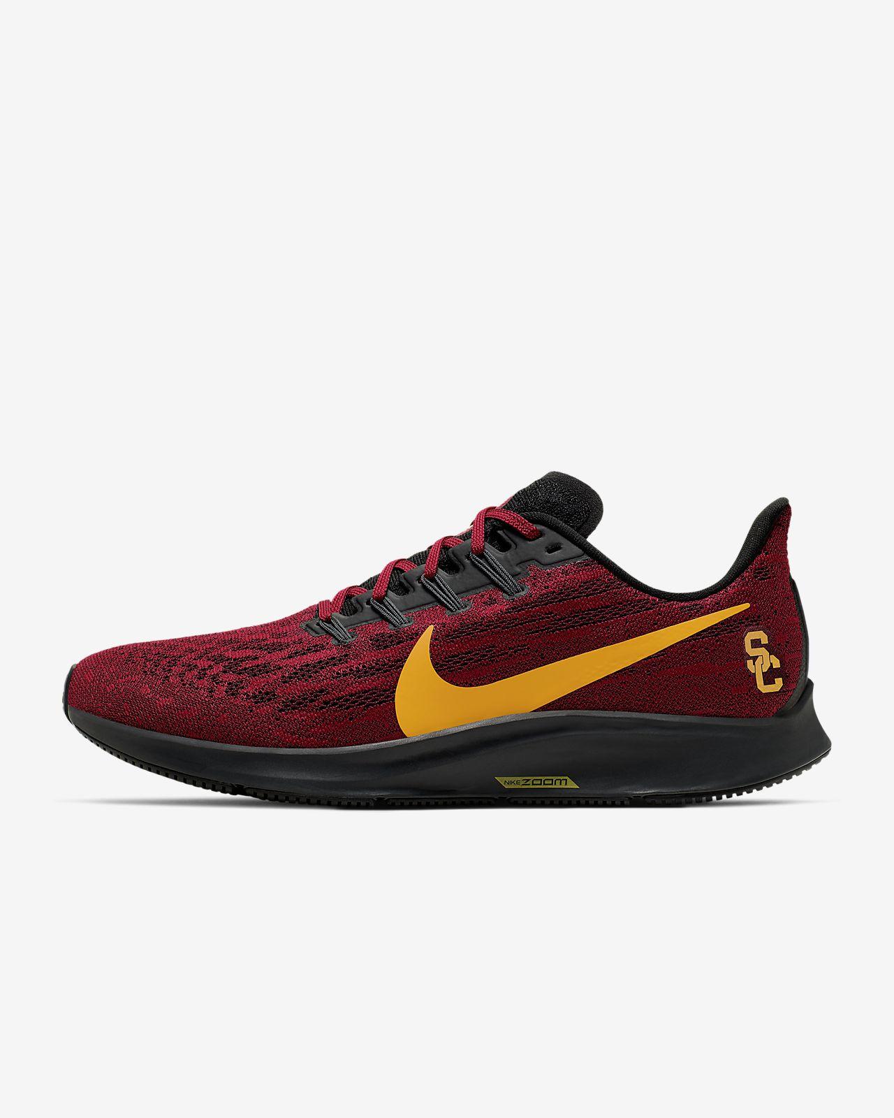 Nike Air Zoom Pegasus 36 (USC) Men's Running Shoe