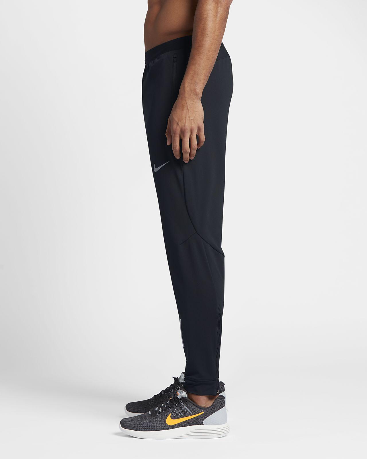 nike men's dri-fit thermal running pants