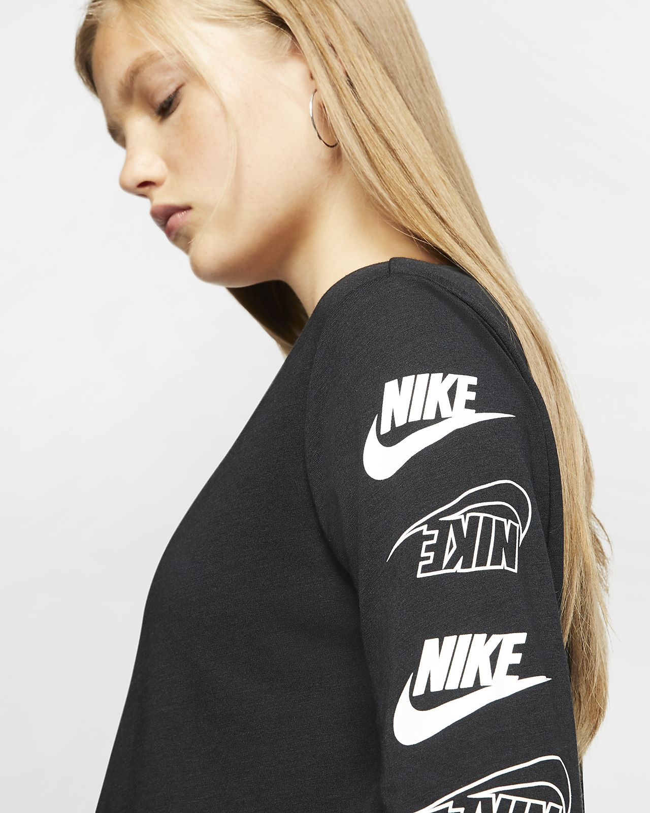 online here available amazing selection Tee-shirt à manches longues Nike Sportswear pour Femme