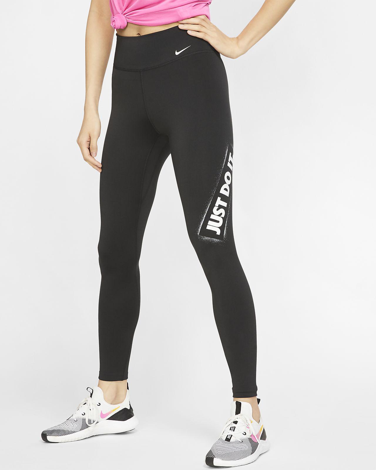 Nike One JDI-tights til kvinder