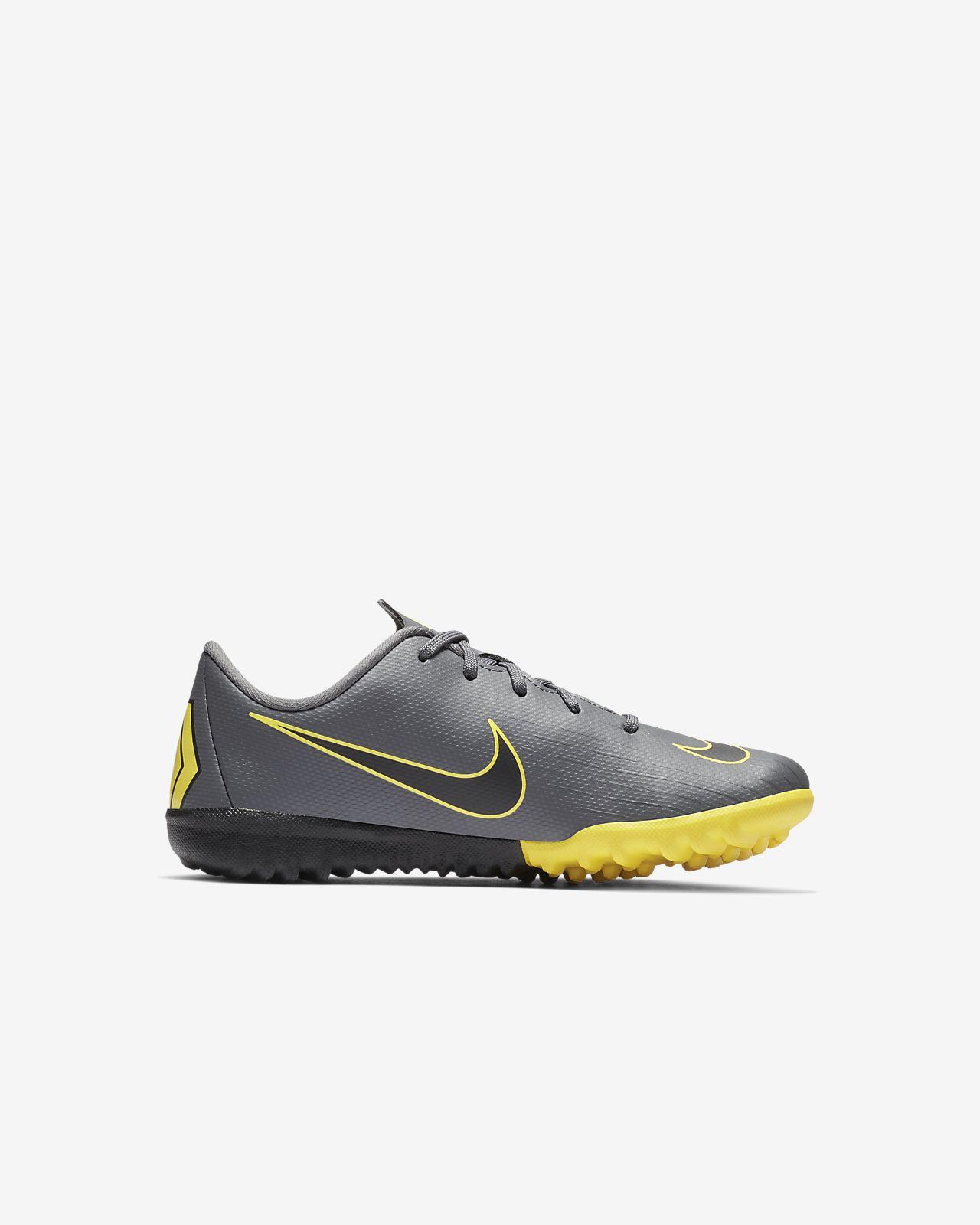 on sale 8fa3b c655e ... Buty piłkarskie na nawierzchnię typu turf dla małych dzieci Nike Jr. MercurialX  Vapor 12 Academy