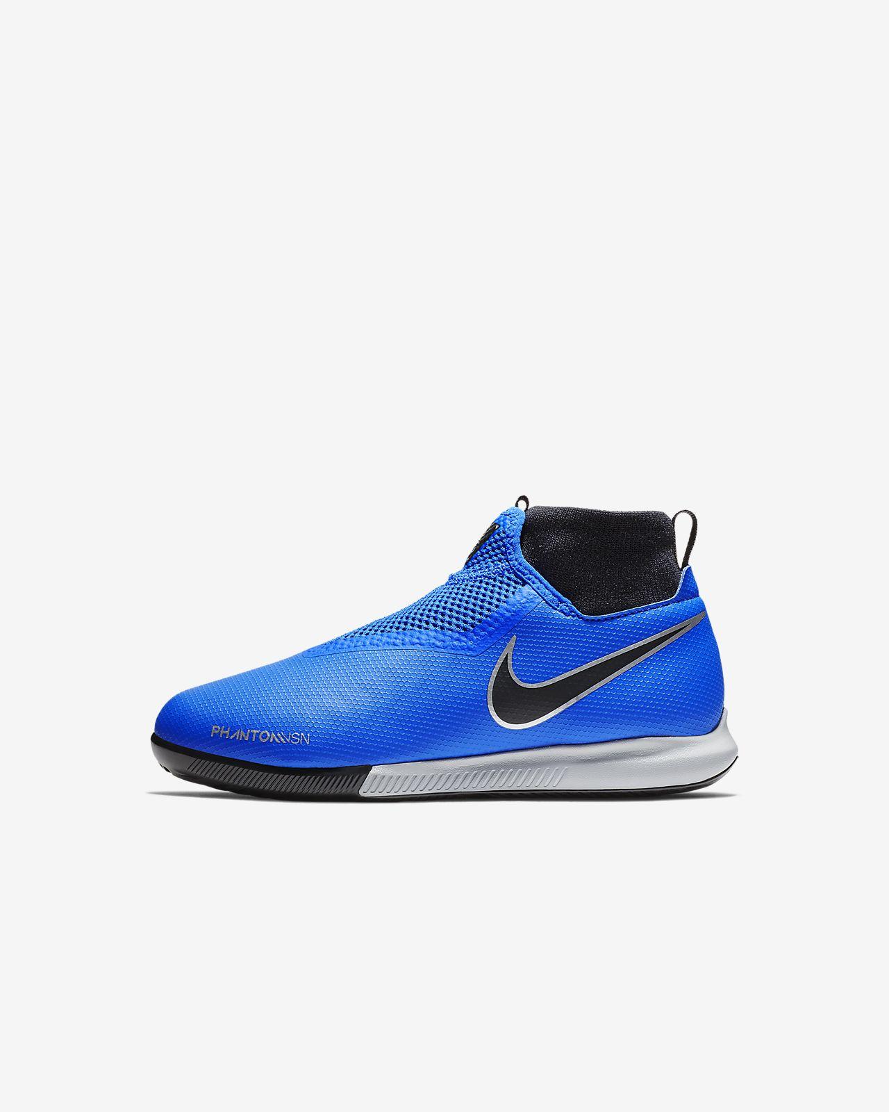 low priced 29093 25ed5 Nike Jr. PhantomVSN Academy Dynamic Fit IC Botas de fútbol sala - Niño a