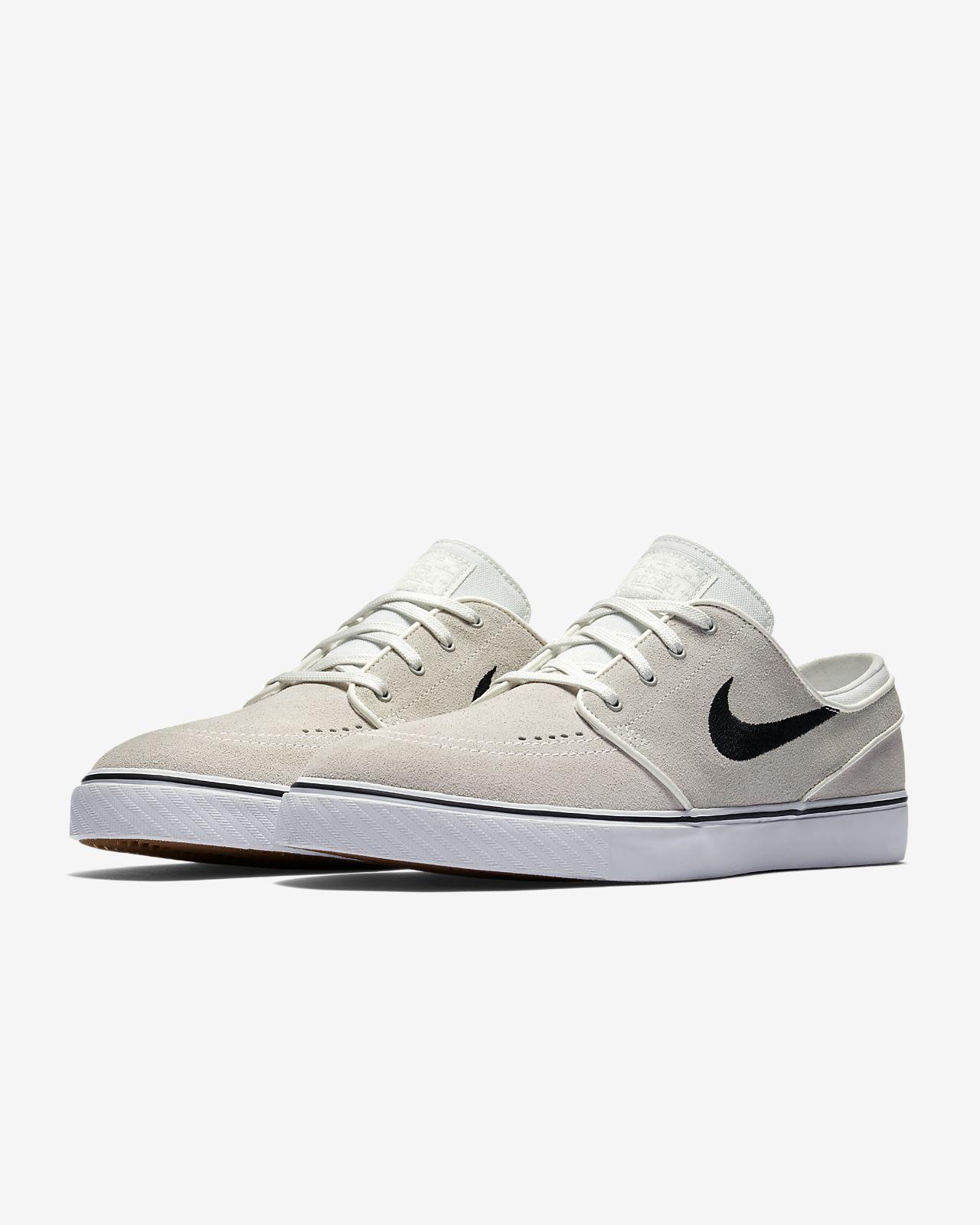 Nike SB Zoom Stefan Janoski Summit Blanco Negro 333824 108