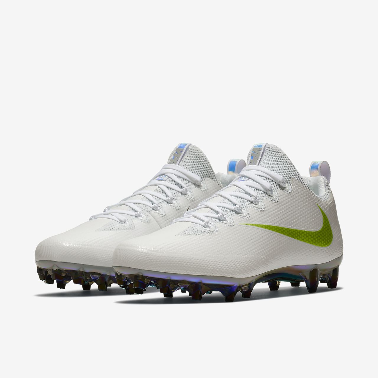 4a1d4ffab0f7 all white nike vapor football cleats mens nike basketball shoes