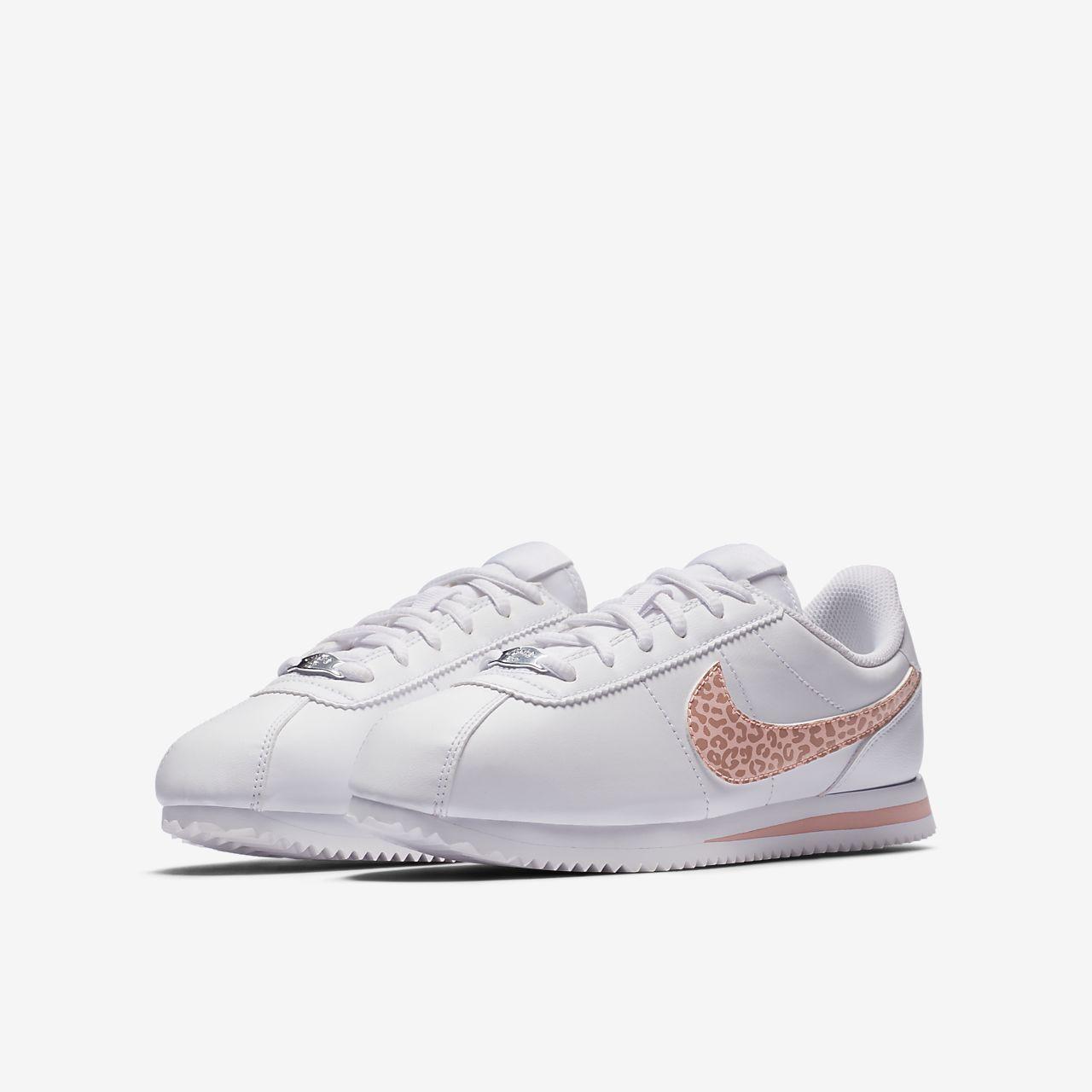 Weiße Nike Sneaker Cortez Basic Sl KjdOeoSvp