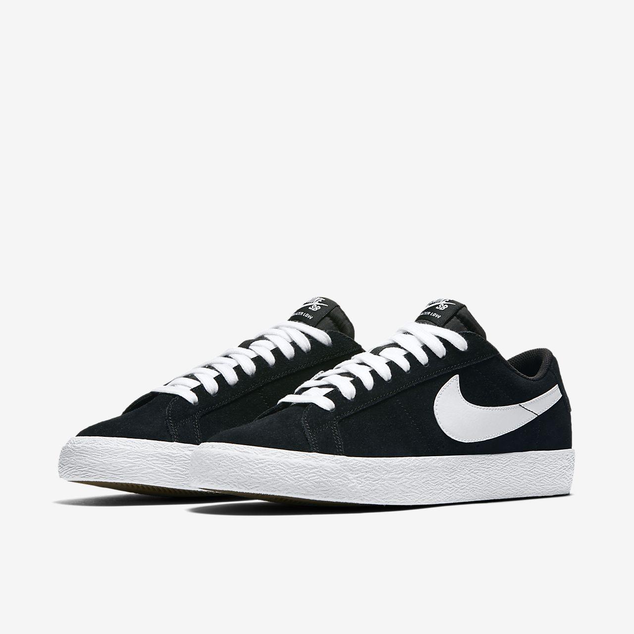 new style e3978 4d572 ... Nike SB Blazer Zoom Low-skatersko til mænd
