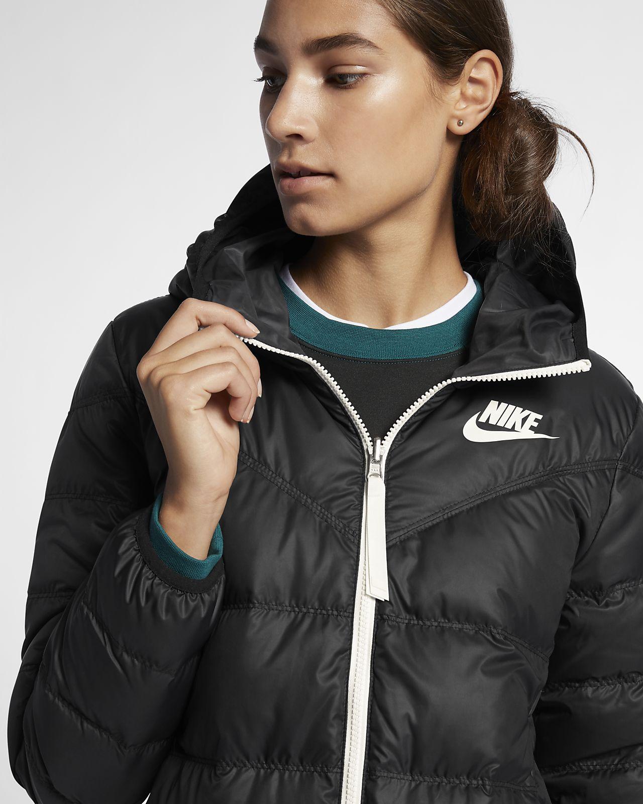 Nike Sportswear Windrunner女子双面穿羽绒夹克