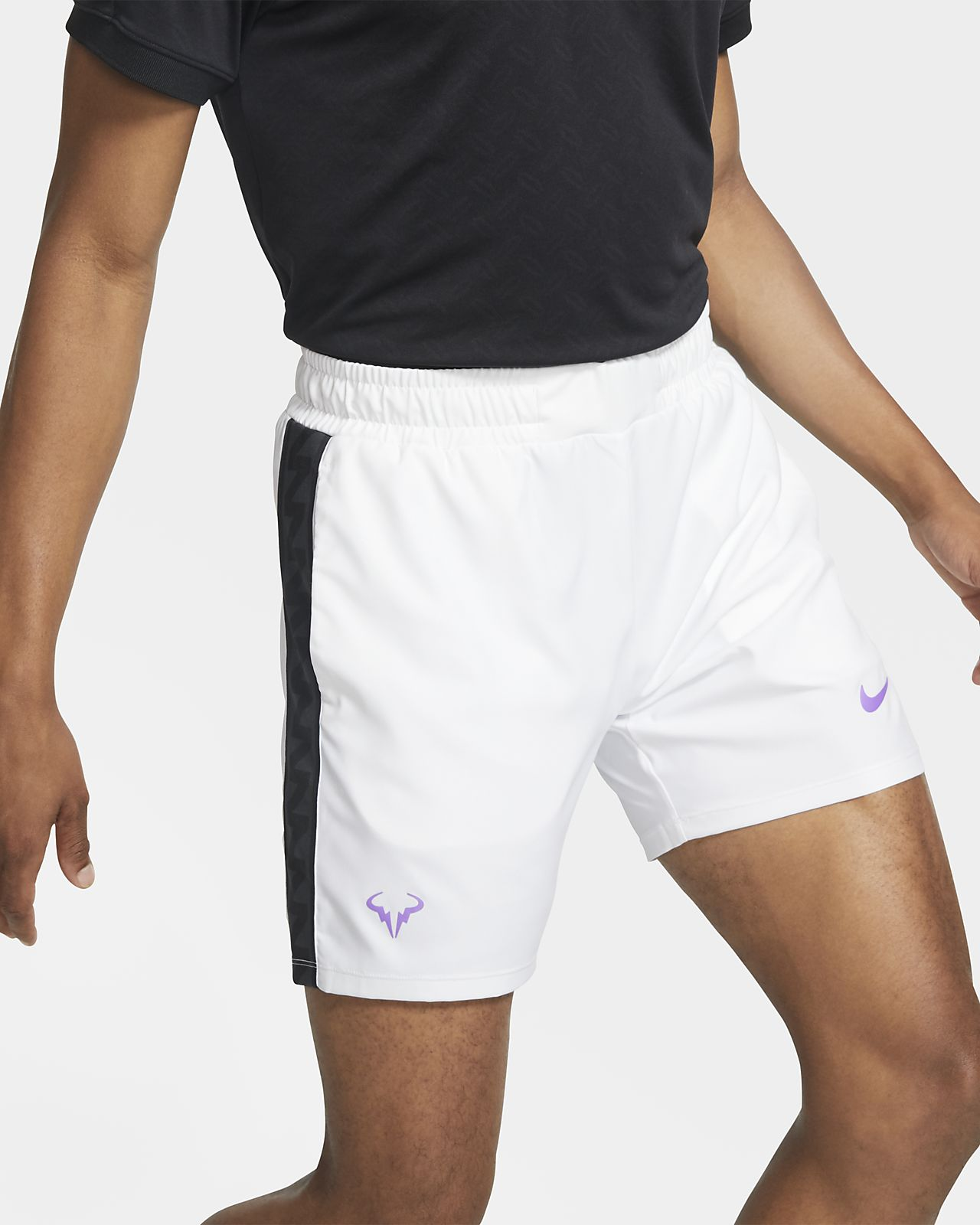 NikeCourt Dri-FIT Rafa Tennisshorts voor heren