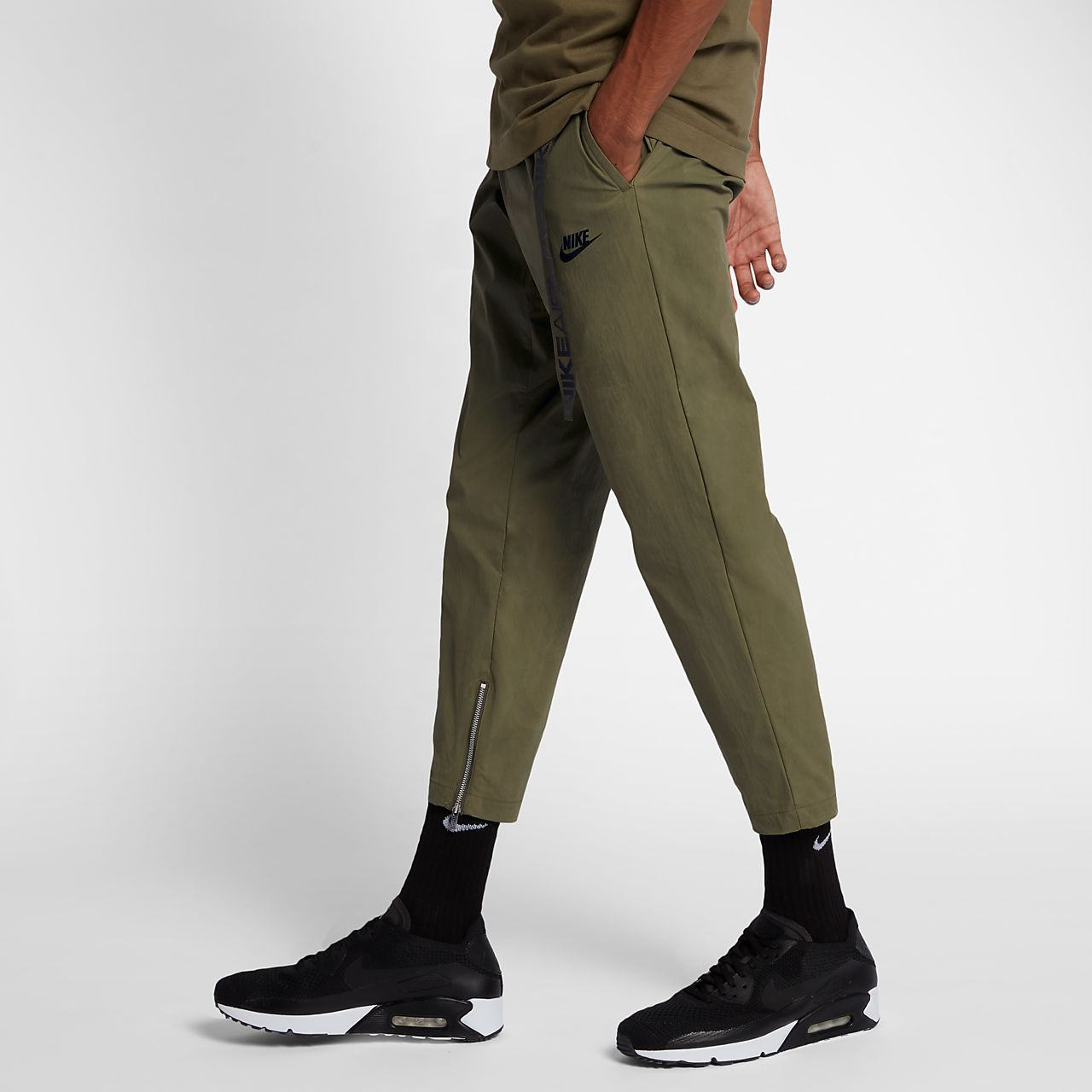 Pantalon Sportswear HommeFr Pour Tissé Max Air Nike w0mN8n
