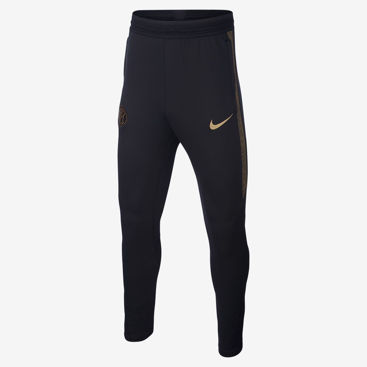 Pantalon de football Nike Dri-FIT Inter Milan Strike pour Enfant plus âgé