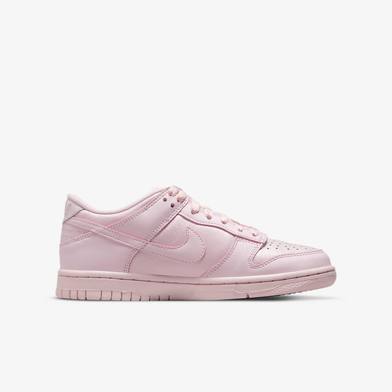 Nike Dunk Chaussures Basses Rose CM917qZvnw