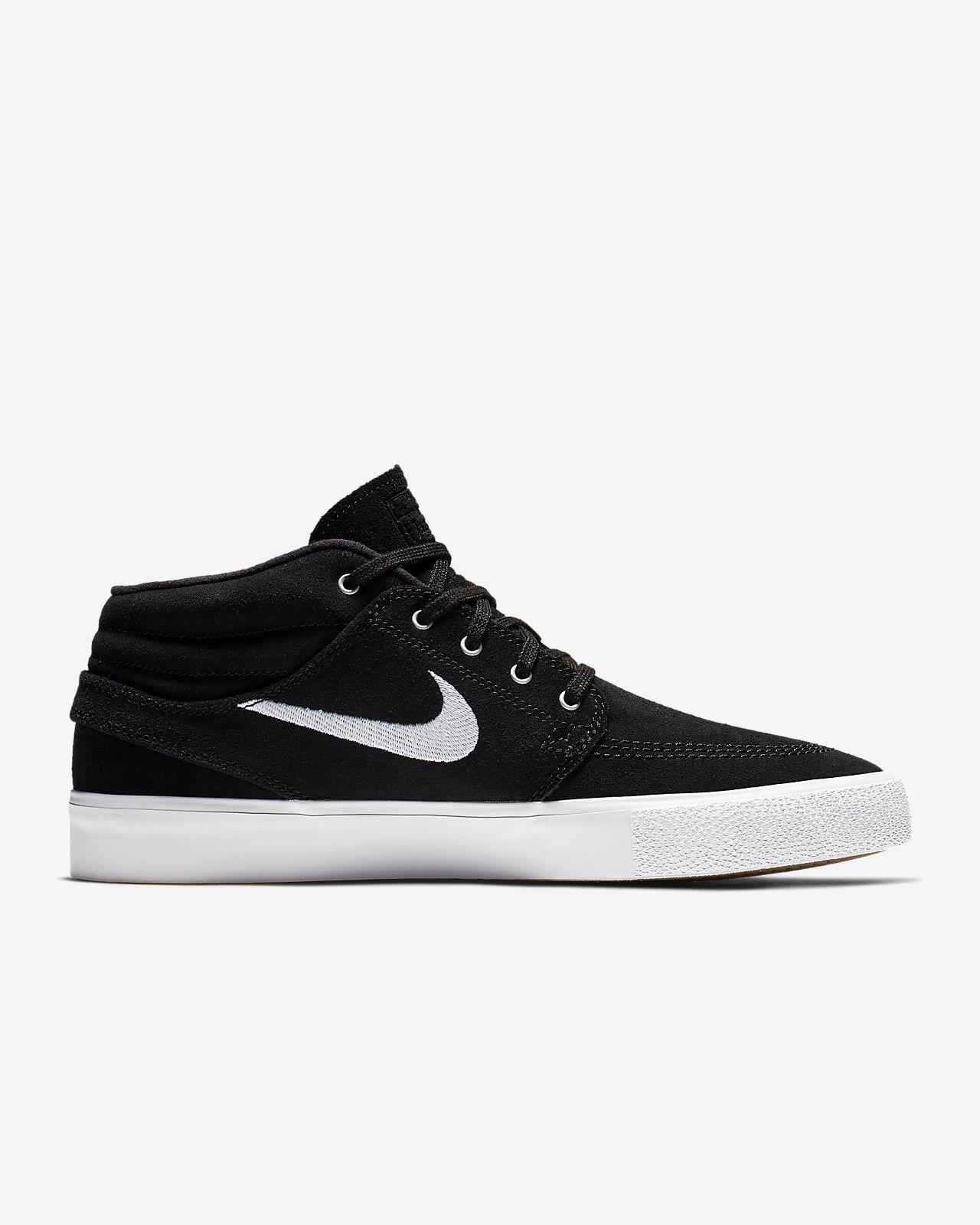 wholesale dealer 2bfd2 5d576 Nike SB Zoom Stefan Janoski Mid RM Skate Shoe. Nike.com