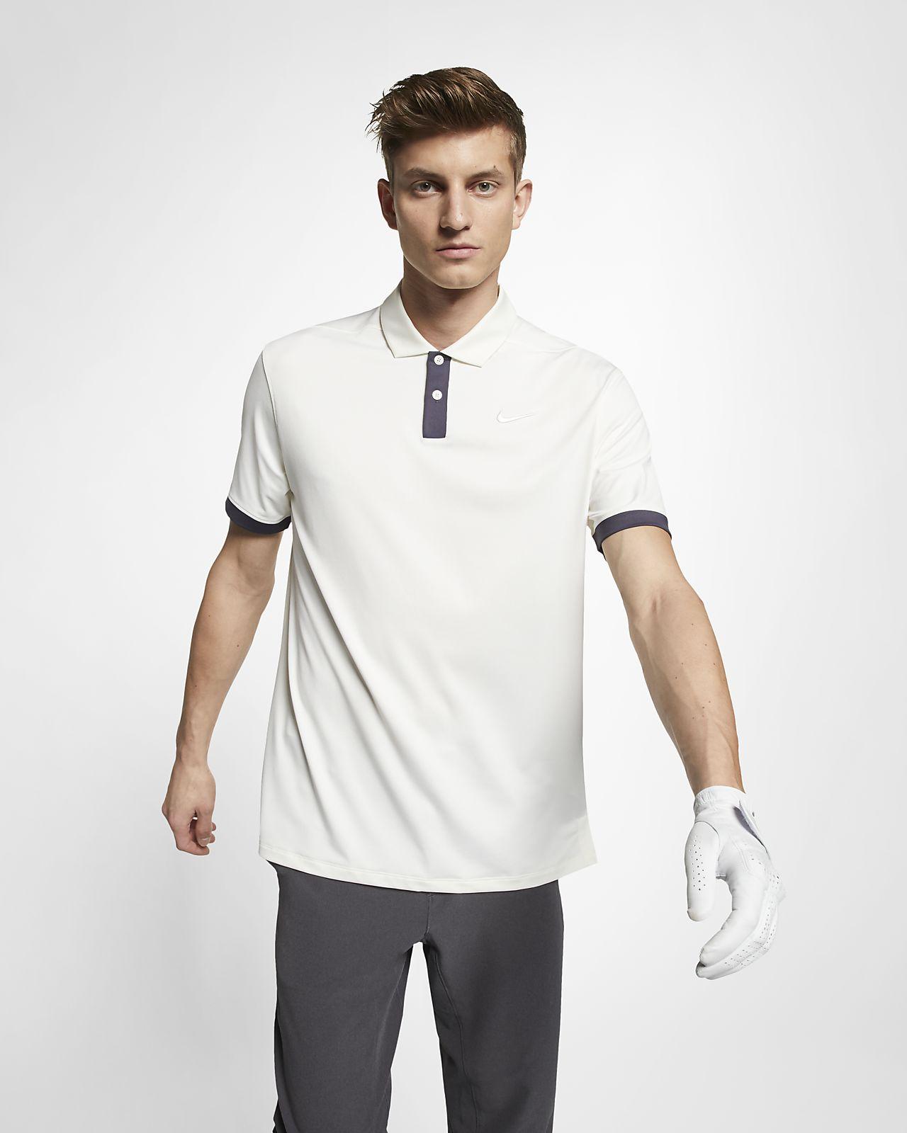 Pánská golfová polokošile Nike Dri-FIT Vapor